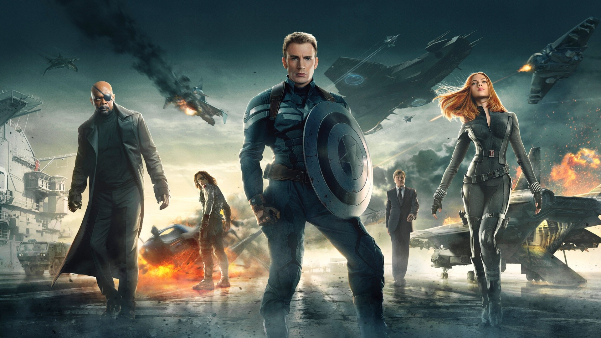 1920x1080 Marvel Live-action Filme Hintergrund entitled captain america winter soldier