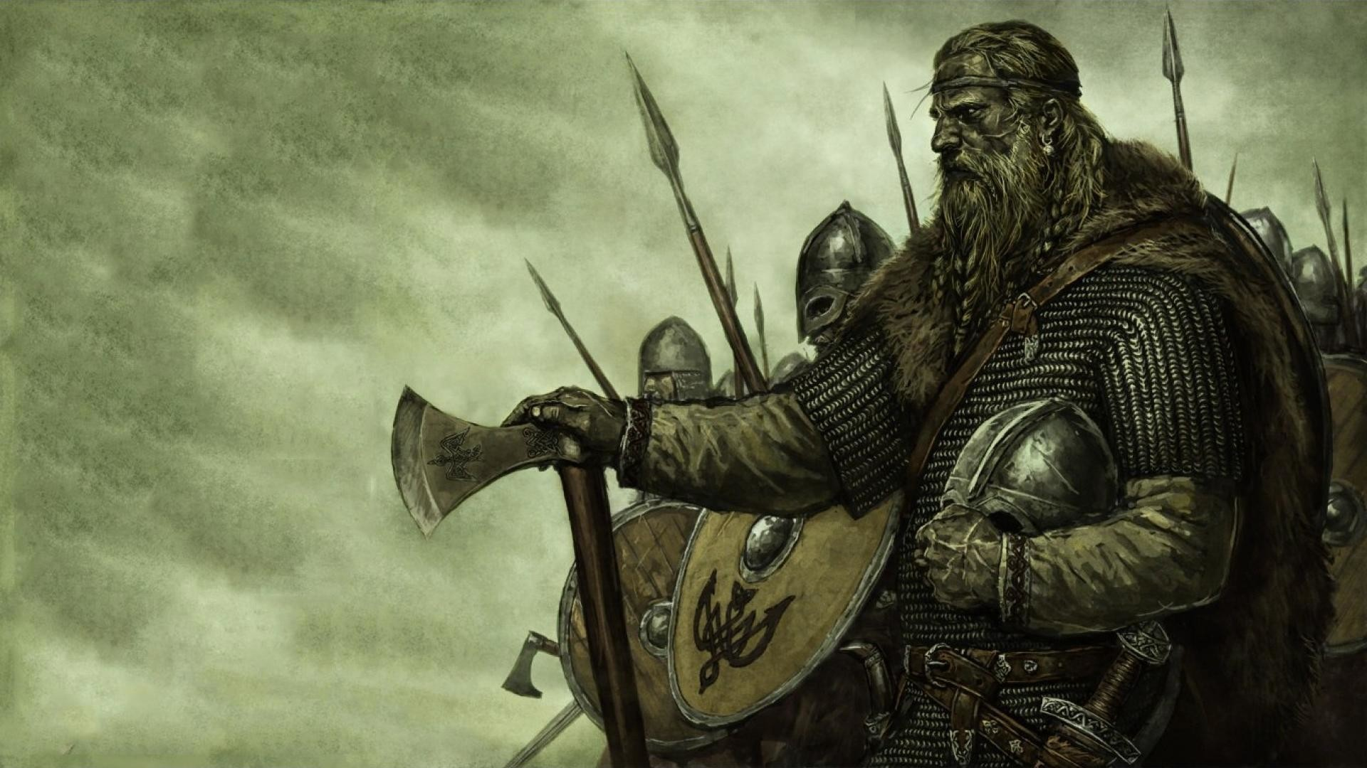Viking Wallpaper 83 Images