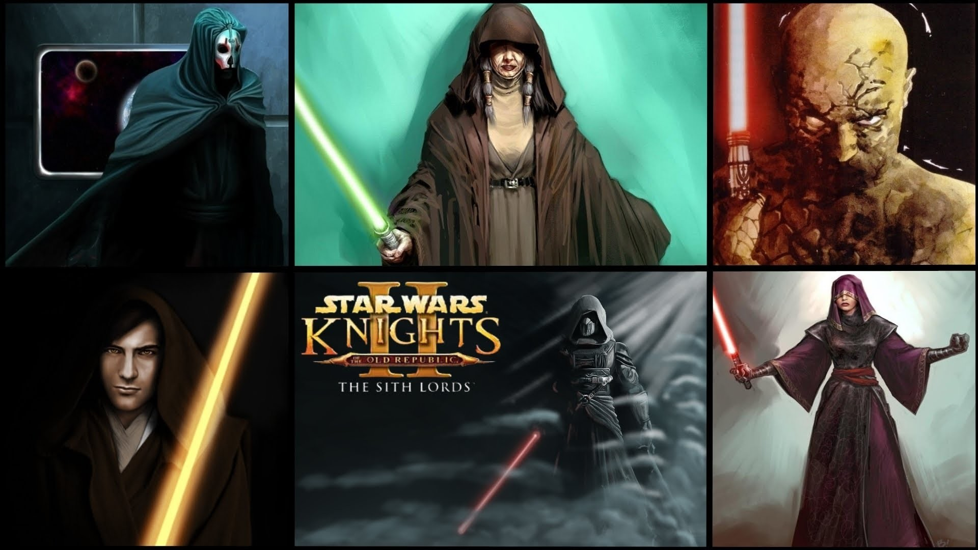 Kotor 2 Wallpapers (62+ Images