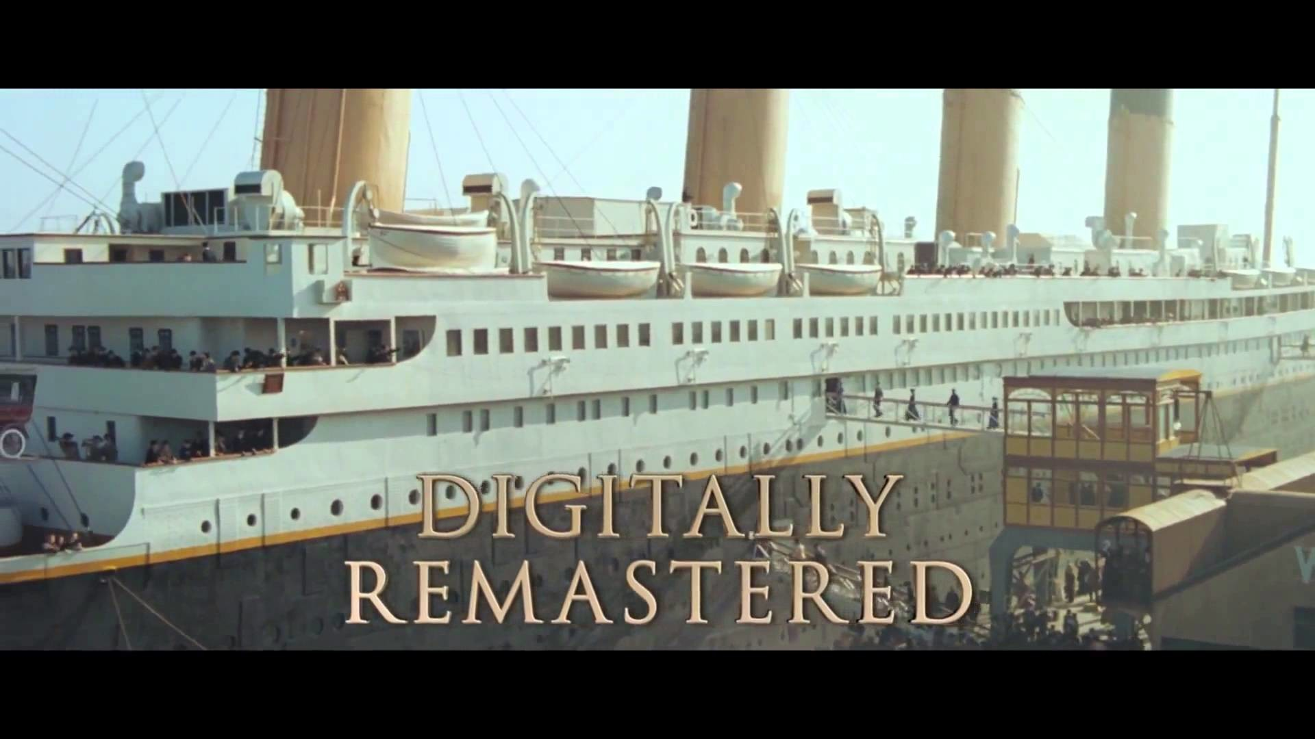 1920x1080 Titanic Blu-ray - Official® Trailer 1 [HD]