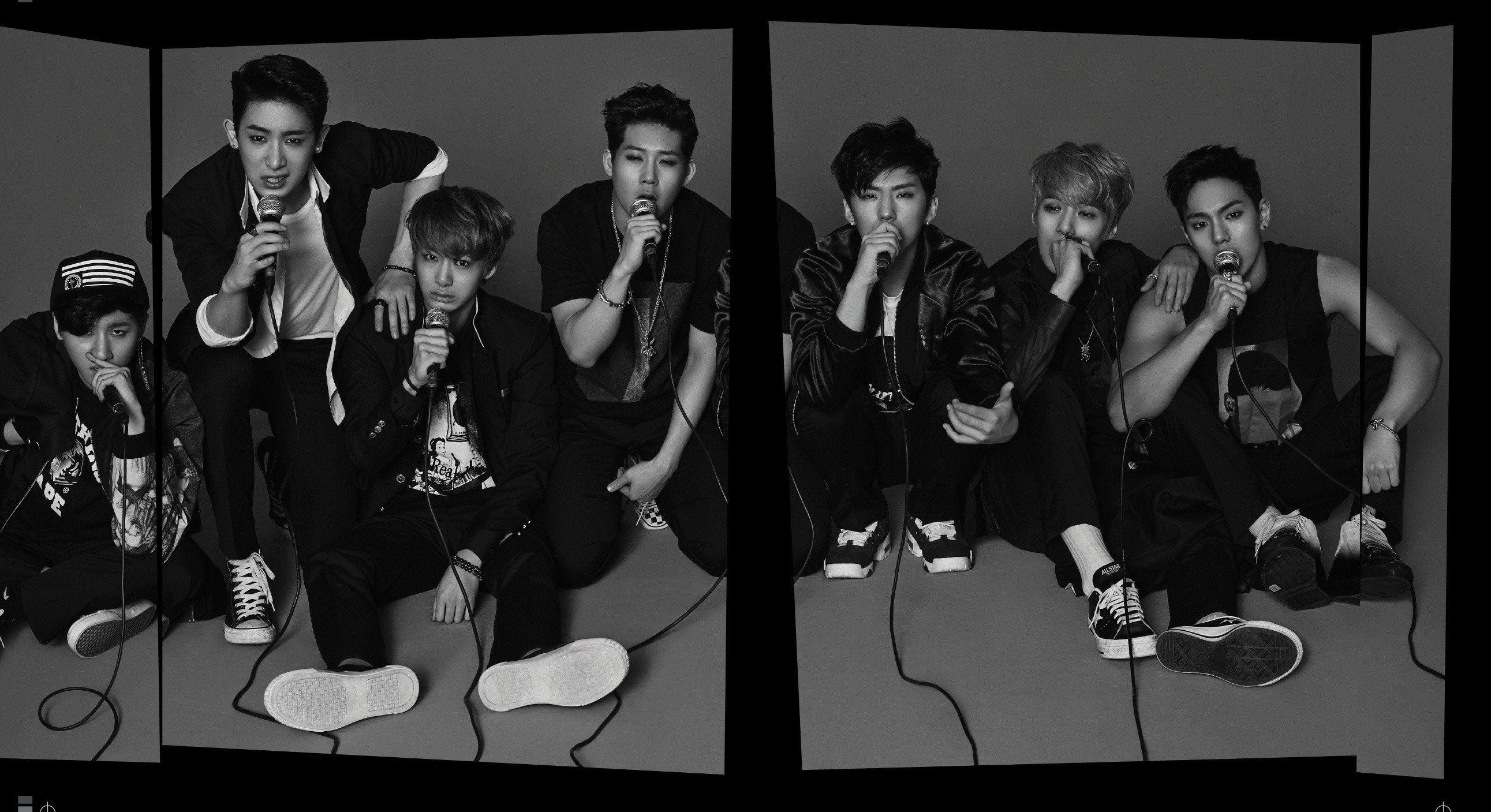 2583x1407 Monsta X wallpaper | 1920x1080 | 816851 | WallpaperUP