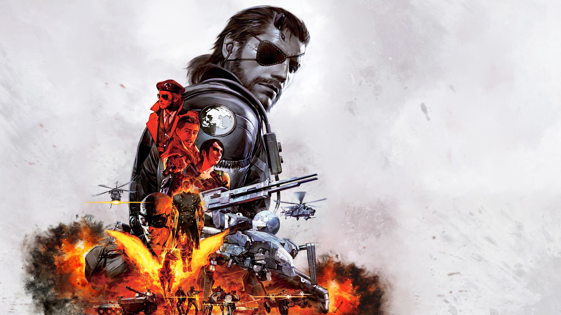 Metal gear solid 5 wallpapers 79 images - Mgs 5 wallpaper ...