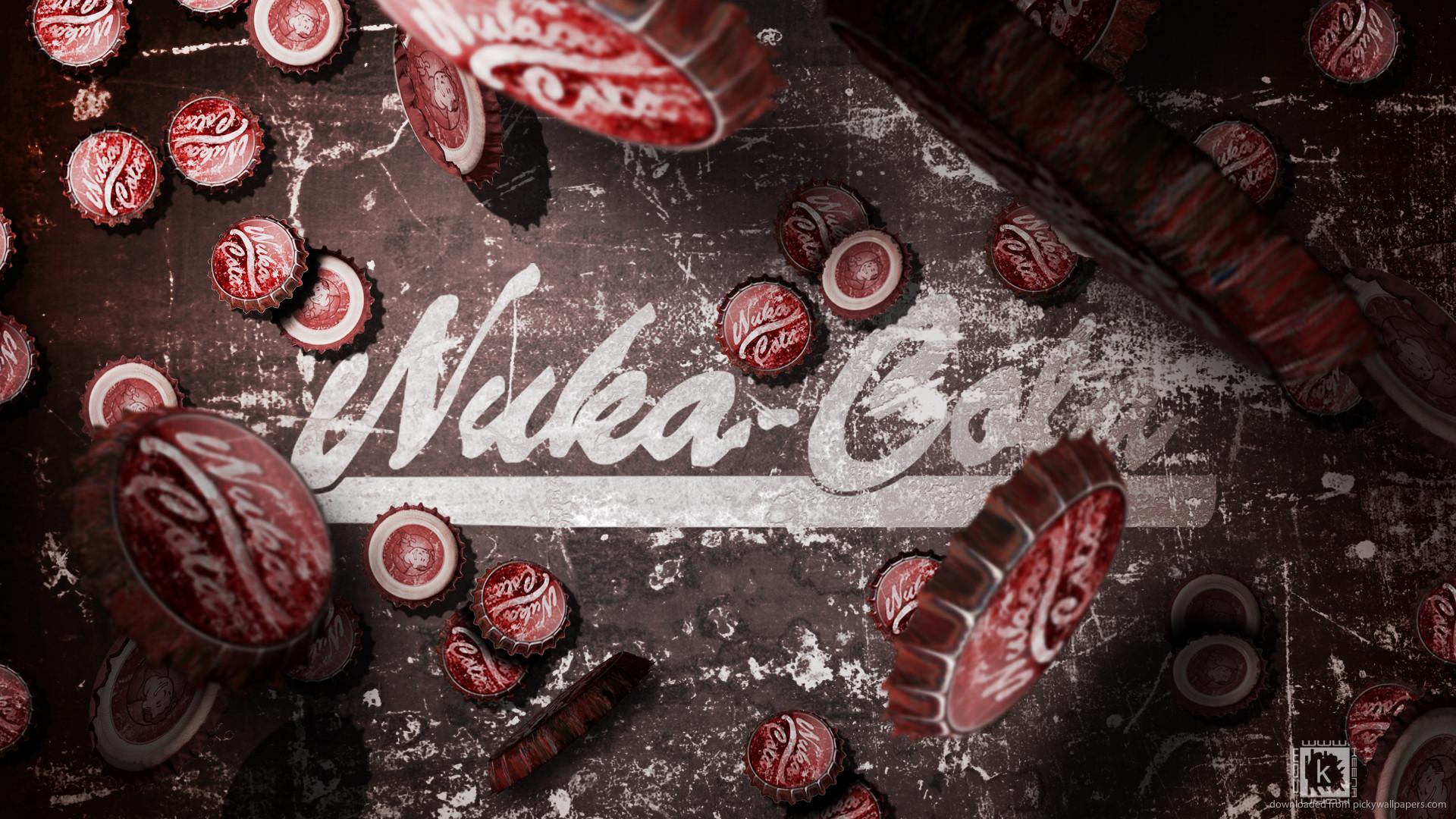 1920x1080 Nuka Cola Caps Picture