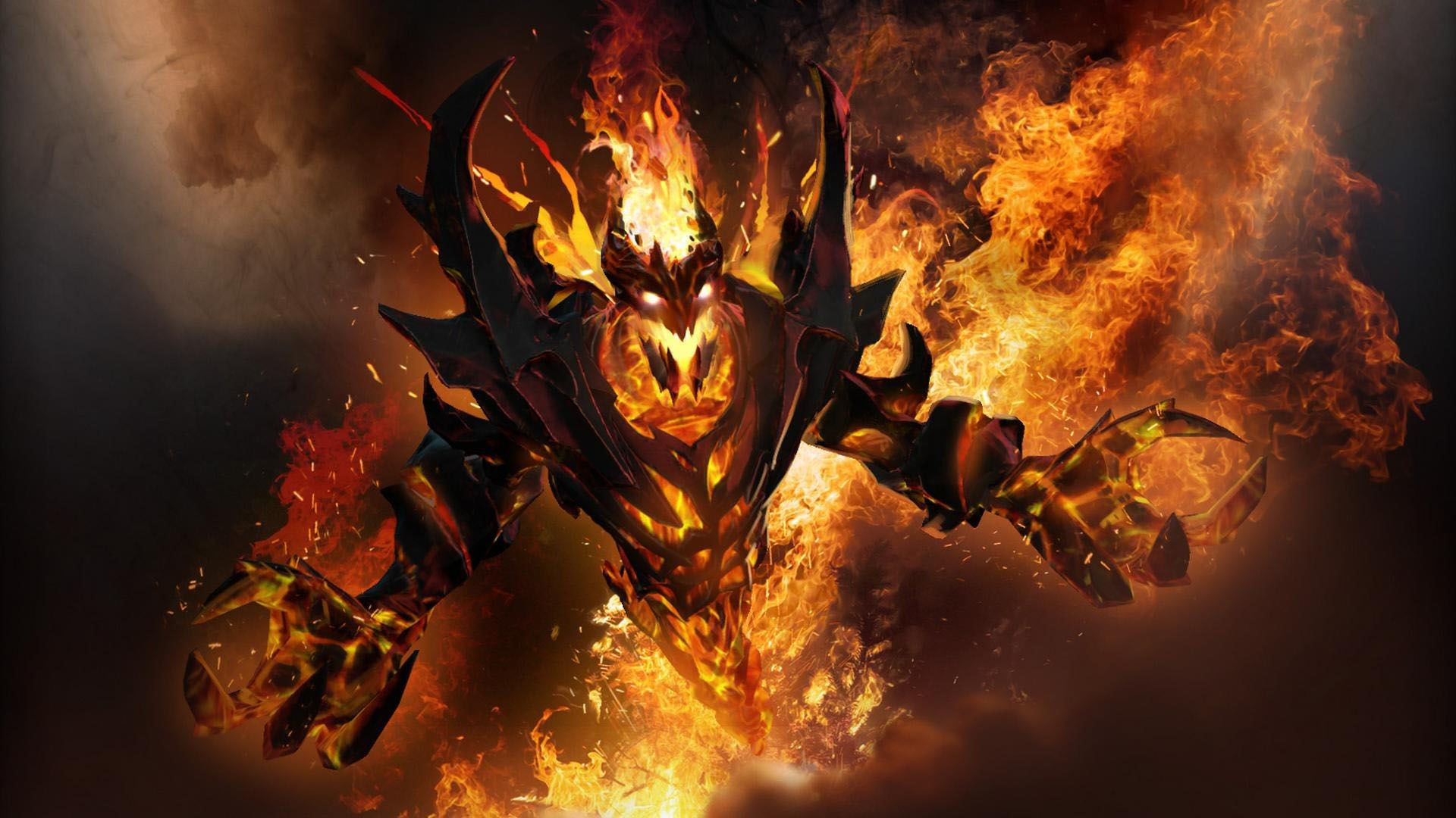 1920x1080 Dota 2 Shadow Fiend Wallpapers