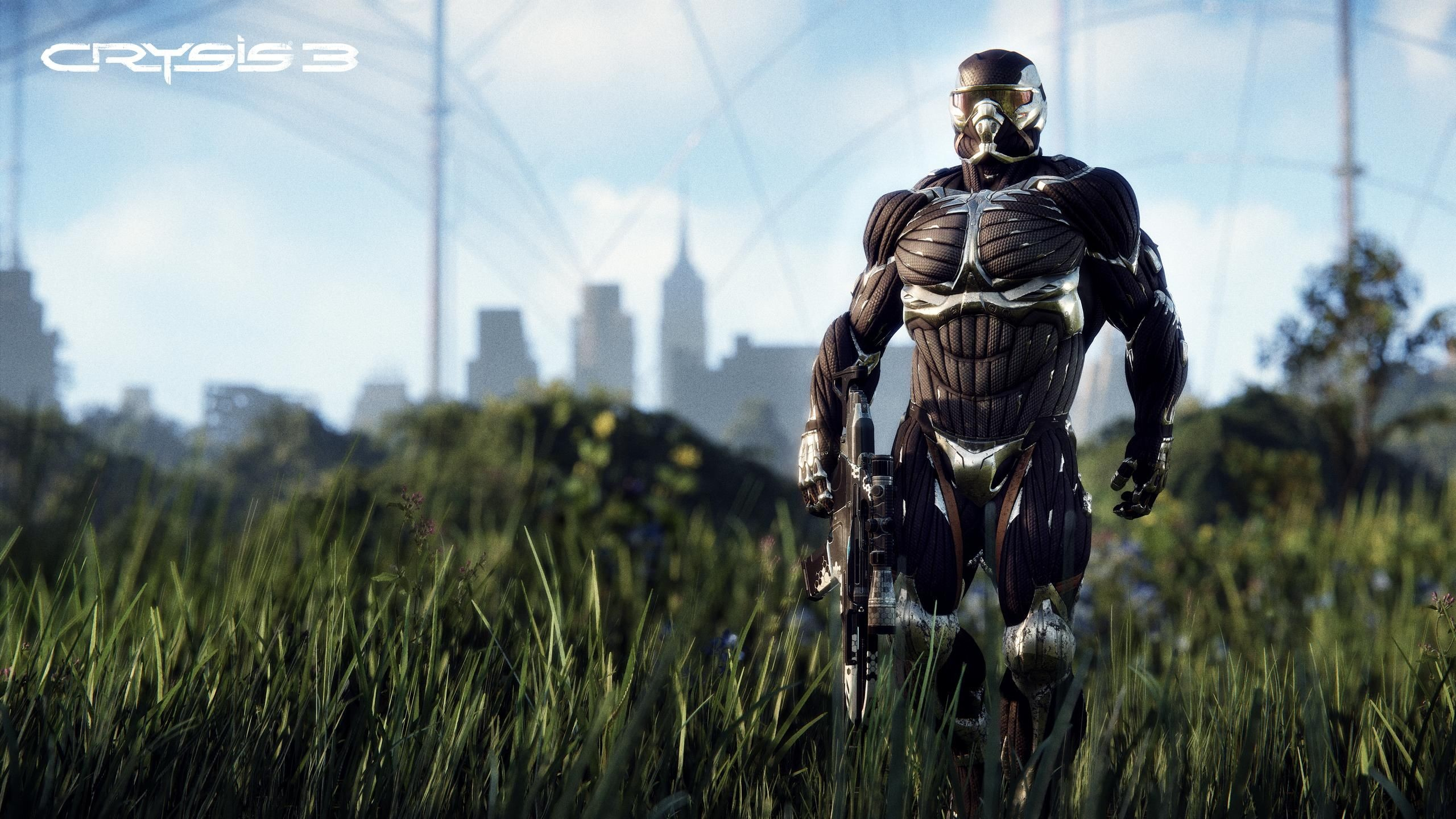 2560x1440 View all 276 Wallpapers. Recent Crysis Wallpapers