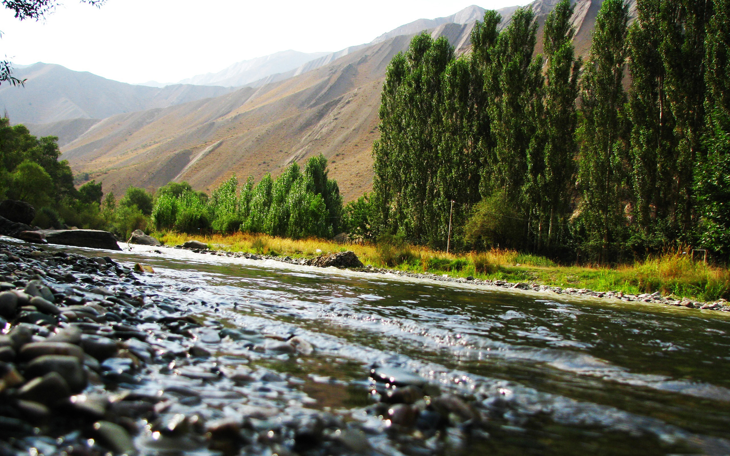 2560x1600 Chaloos Iran - beautiful river wallpaper |  | 1500 | WallpaperUP