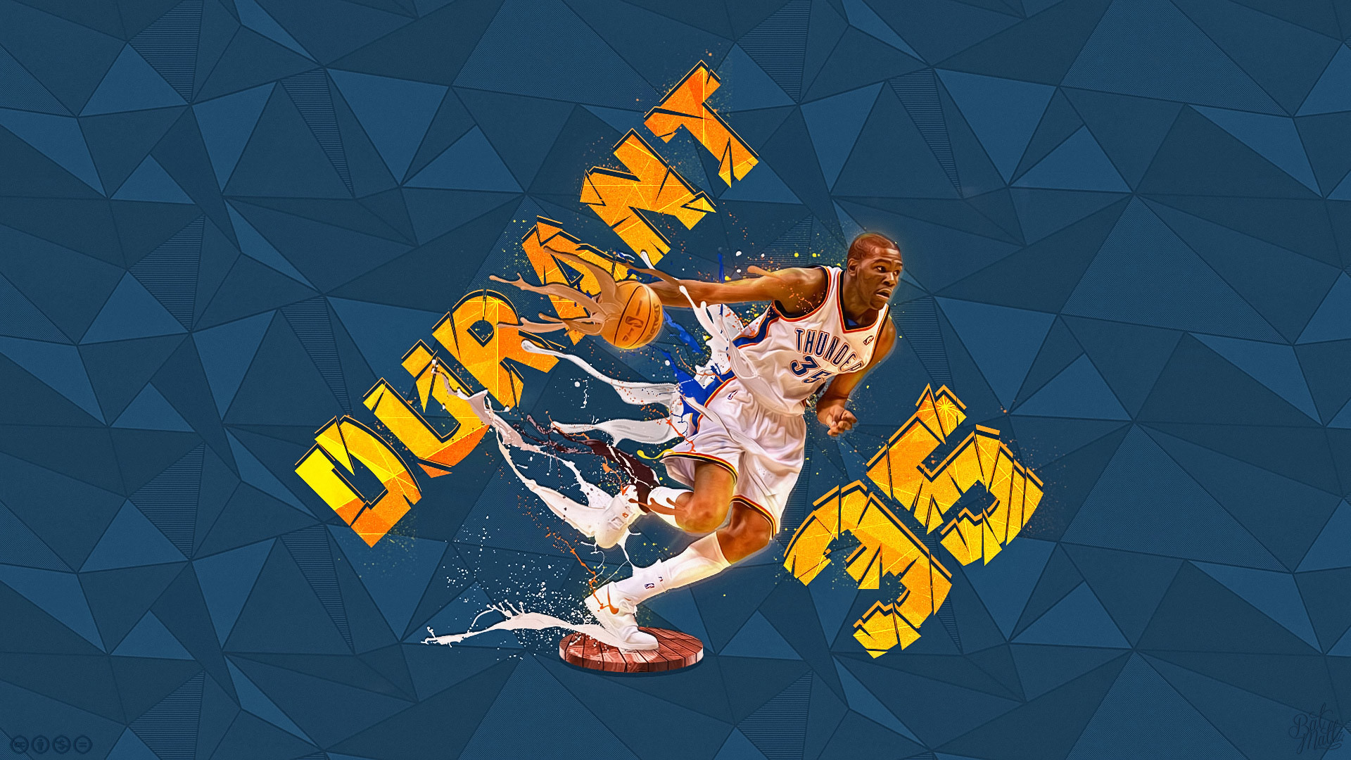Kevin Durant Logo Wallpapers: Cool Basketball Wallpapers For IPhone (60+ Images