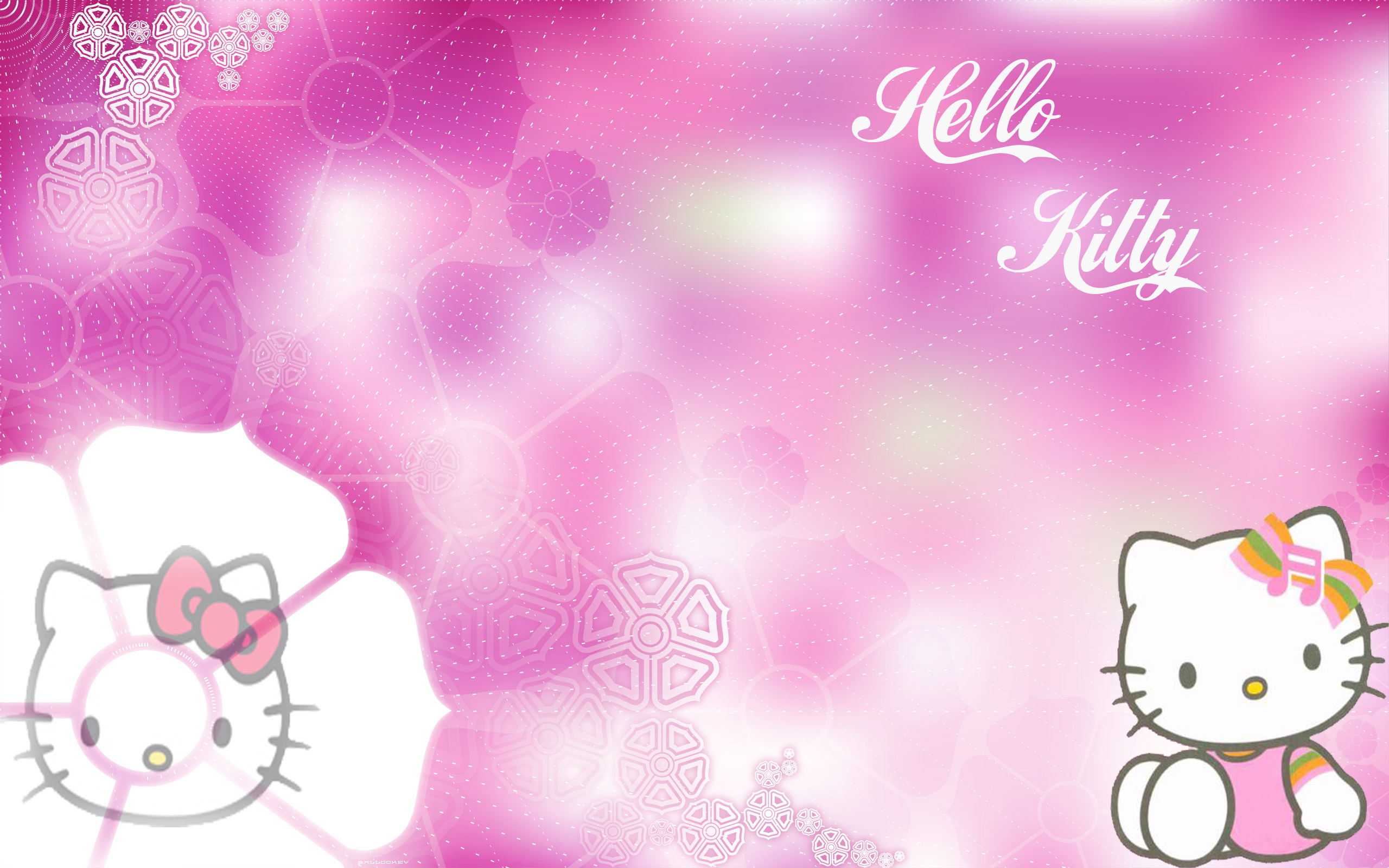 1440x2560 Cute Hello Kitty Wallpaper Background 1440Af