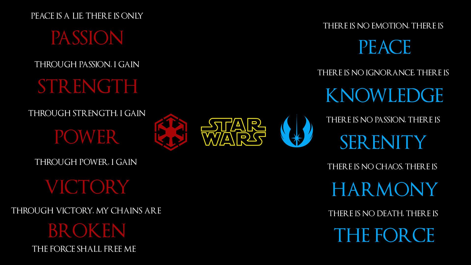 Grey Jedi Code Wallpaper 76 Images