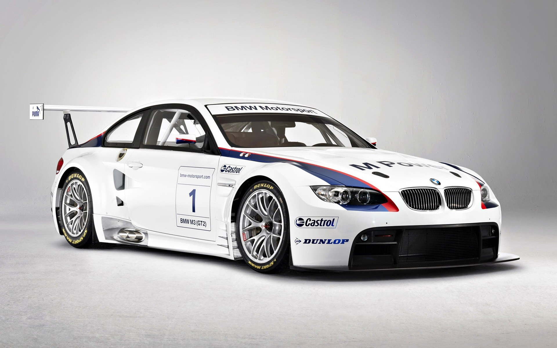 1920x1200 Back Gallery For bmw racing car photos