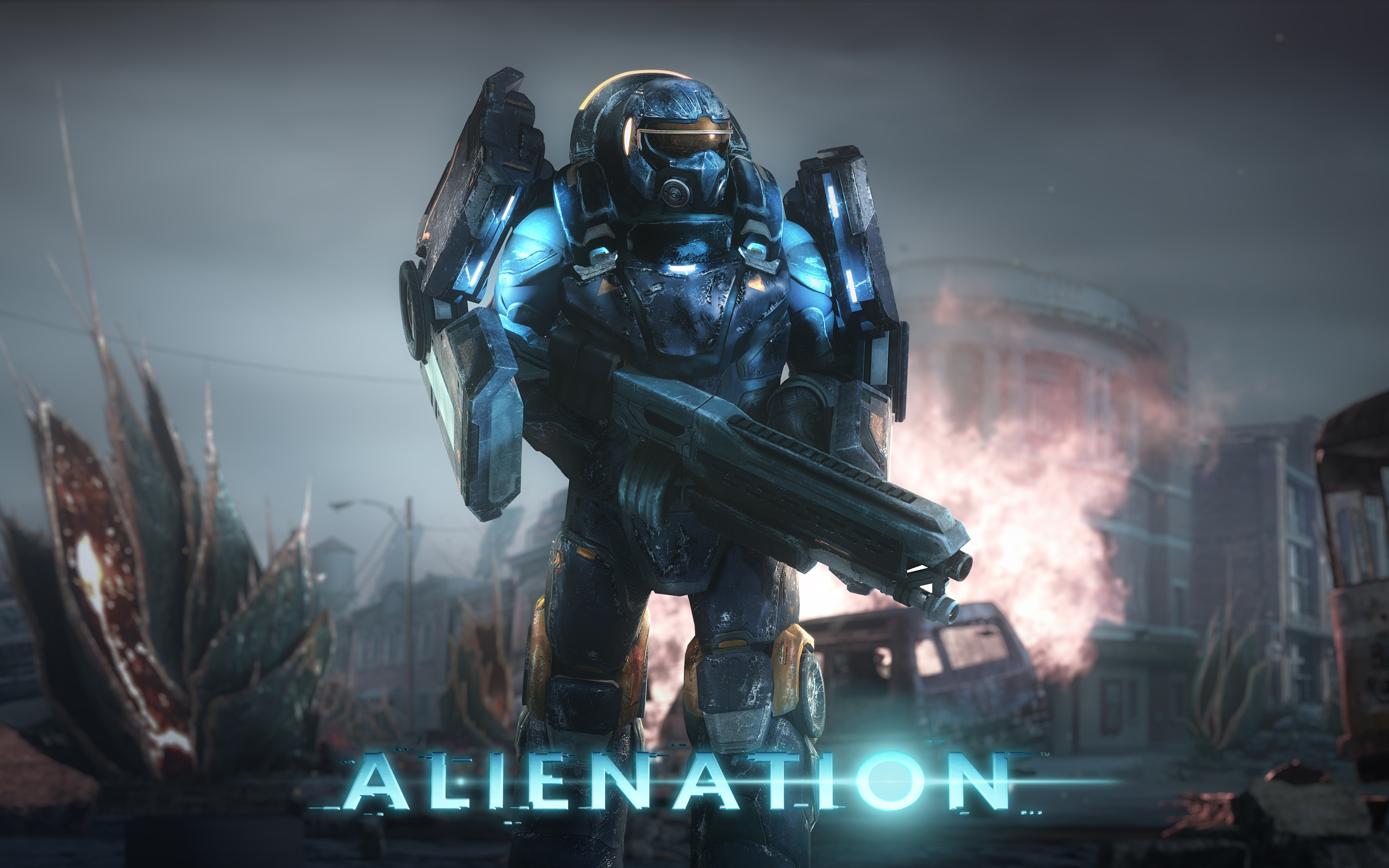 2880x1800 ...  Alienation PS4 Game 4K 8K Wallpapers HD Wallpapers ID