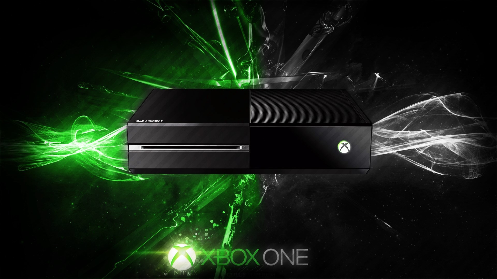 1920x1080 XBOX ONE Video Game System Microsoft Wallpaper Background
