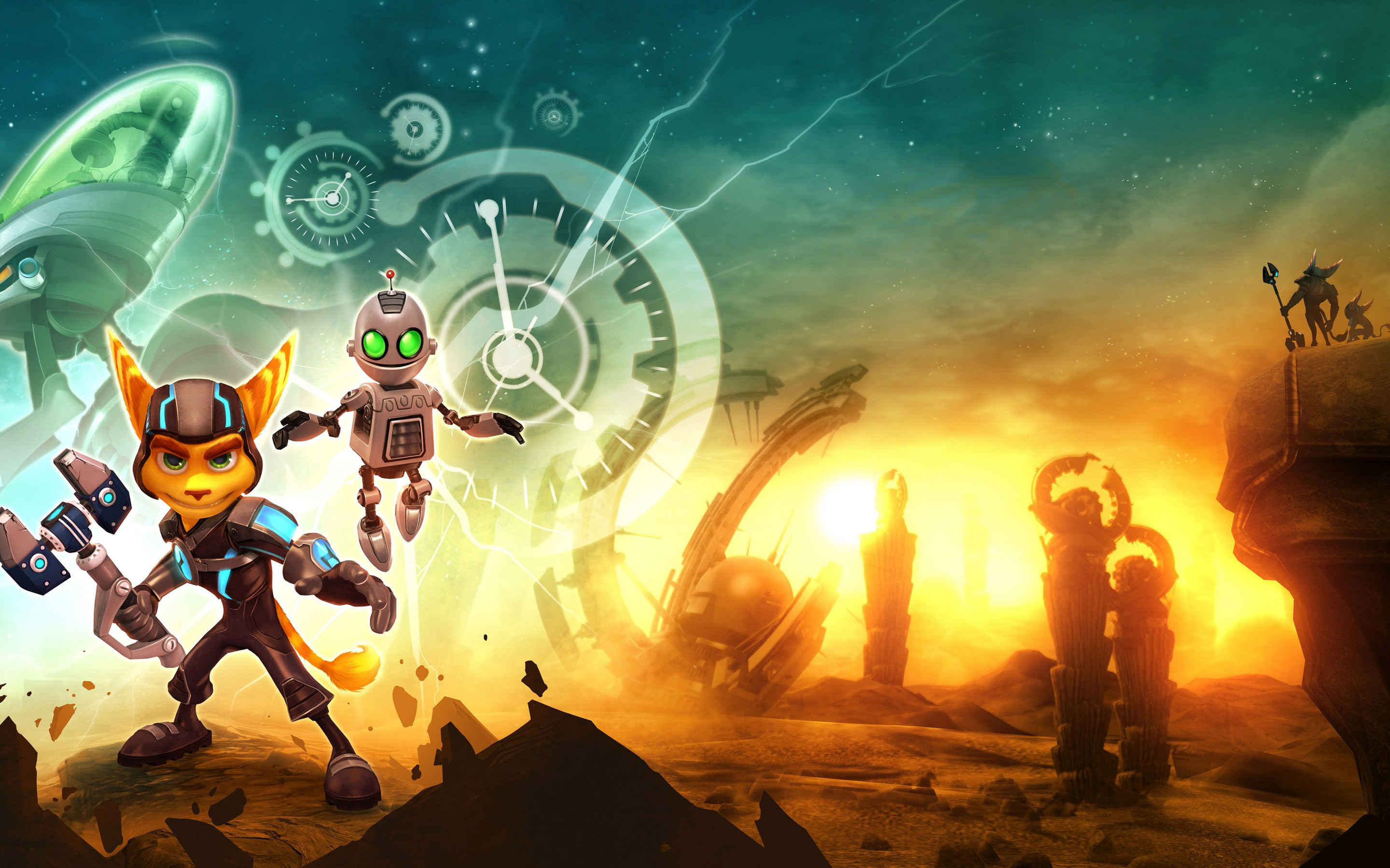 Ratchet And Clank Wallpaper HD (80+ Images