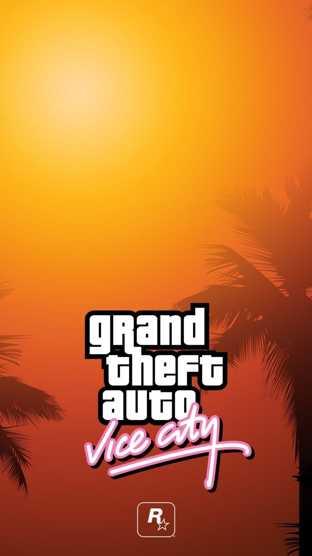 1080x1920 Vice City Wallpapers Wallpaper Cave