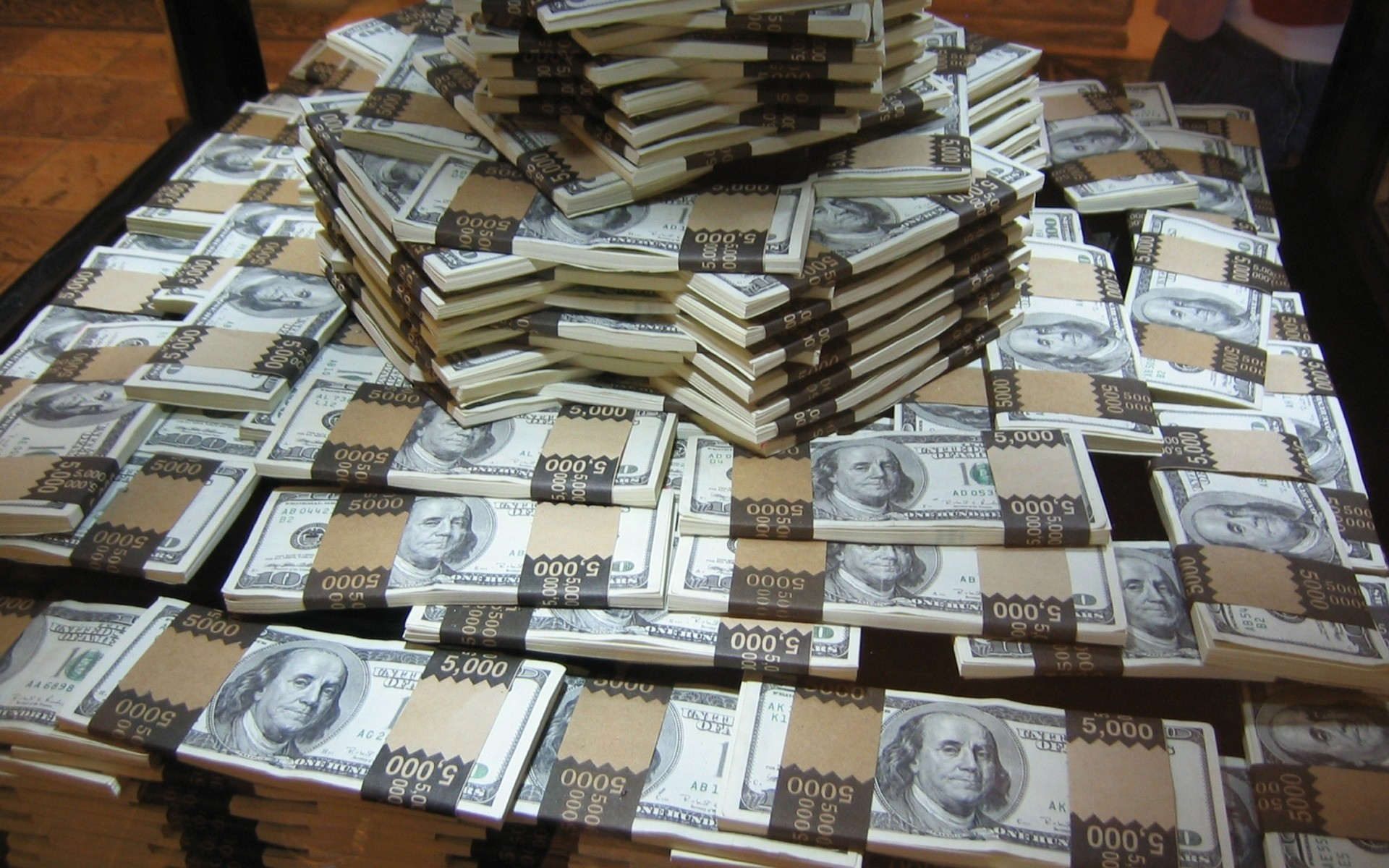 1920x1200 Dollar Bills wallpaper thumb
