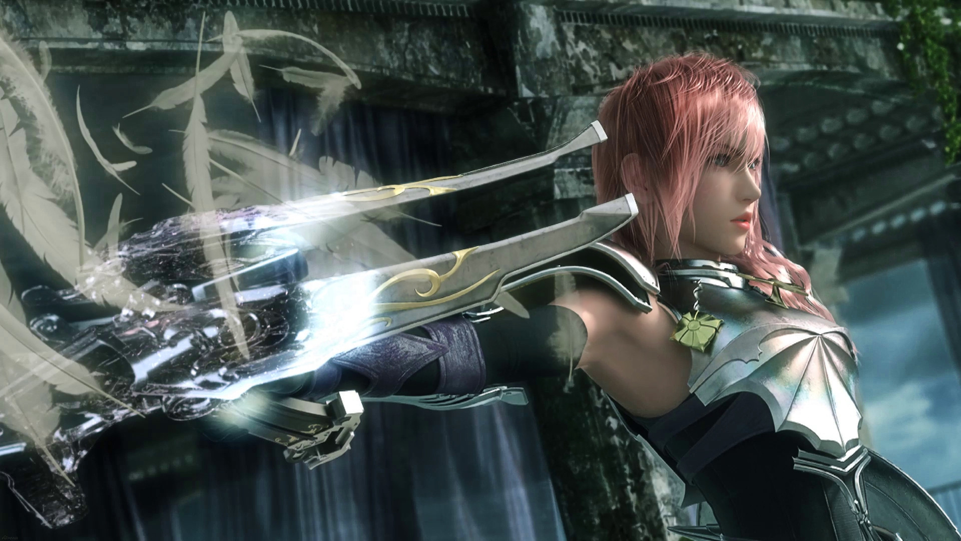 final fantasy lightning wallpaper hd (83+ images)