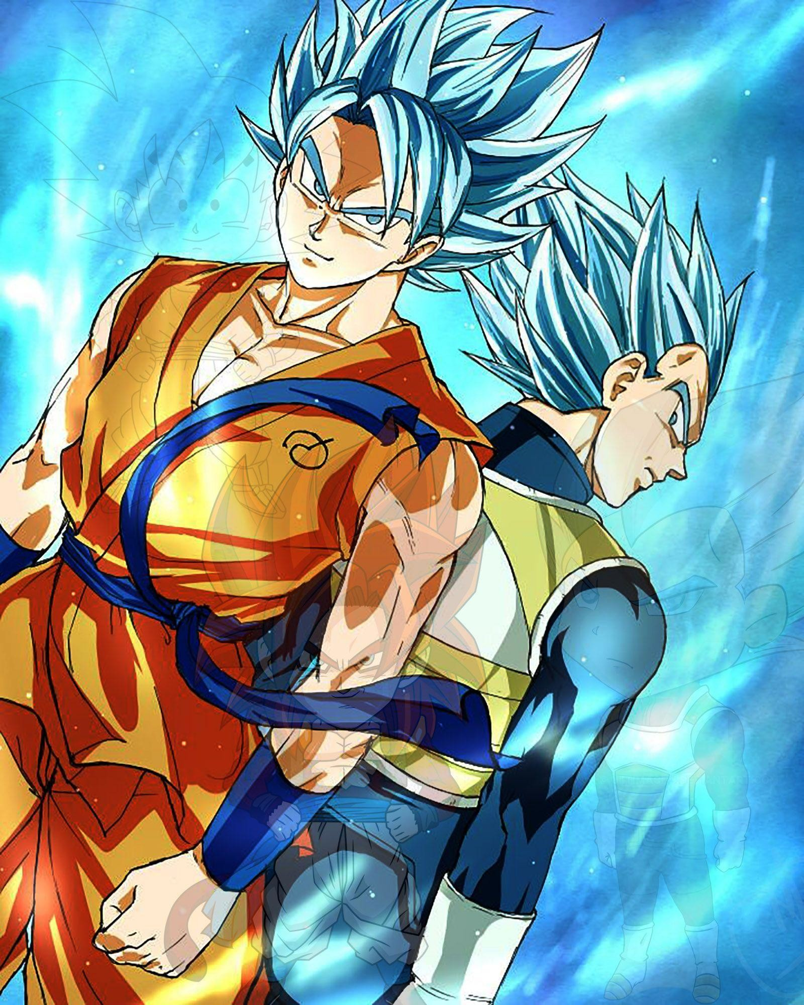 1600x2000 Dragon Ball Z And Super Wallpaper 2016 | Spy Wallpapers
