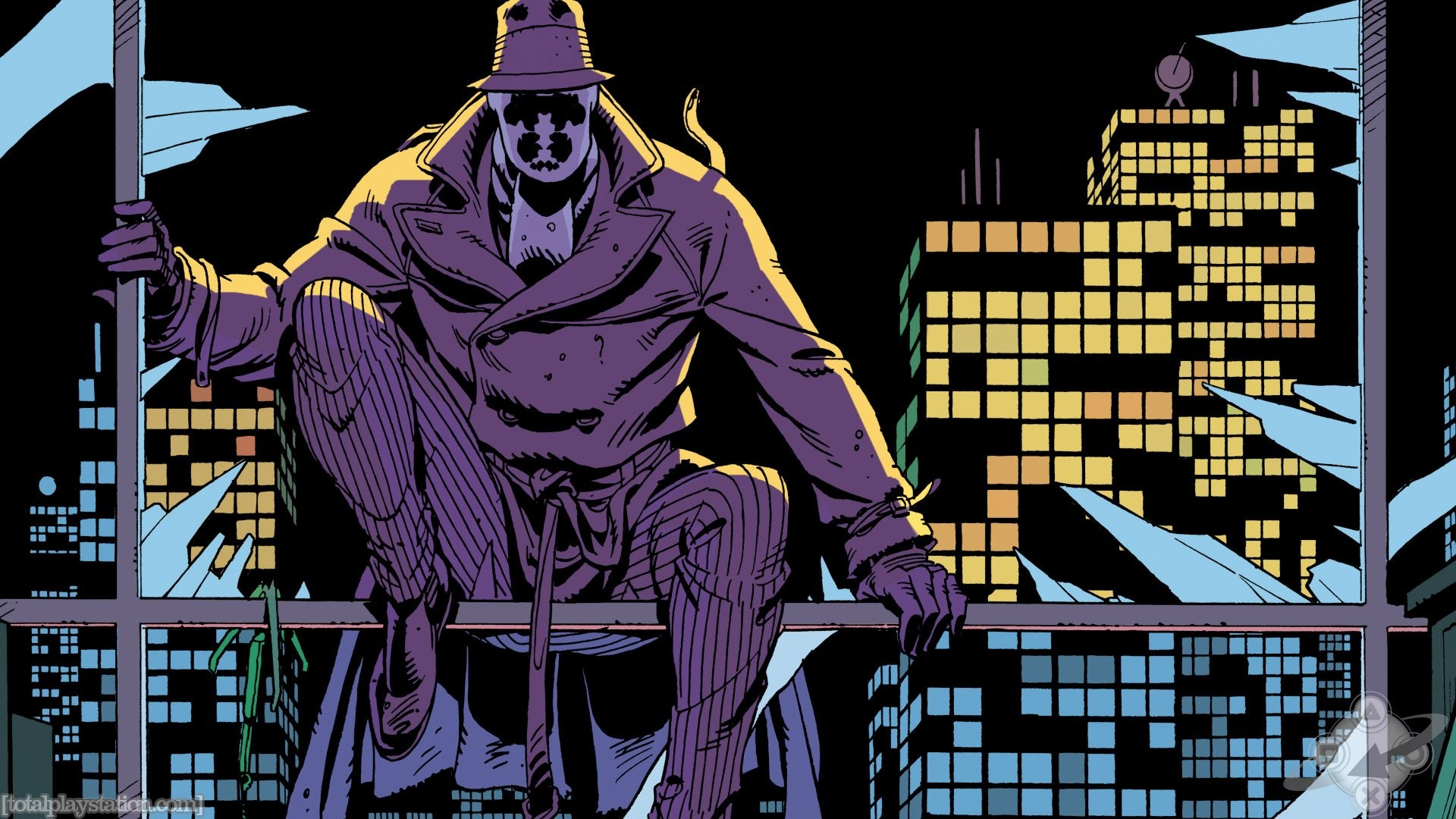 The Watchmen Wallpaper (72+ images)
