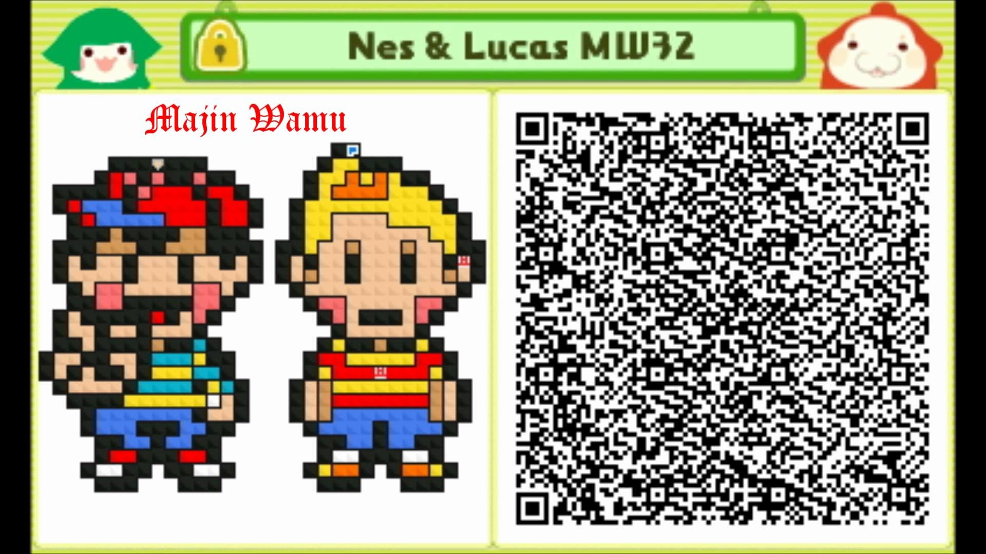 Nesss Shirt  QRCrossingcom  Animal Crossing New Leaf