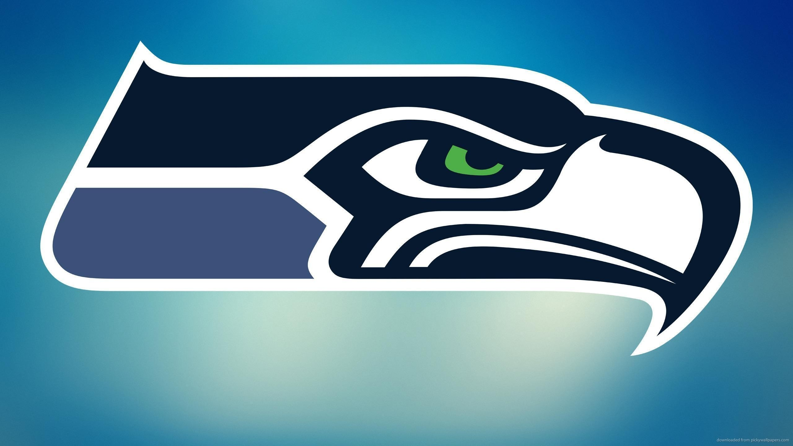 2560x1440 Seattle Seahawks Logo Wallpaper 6947730 Seahawk