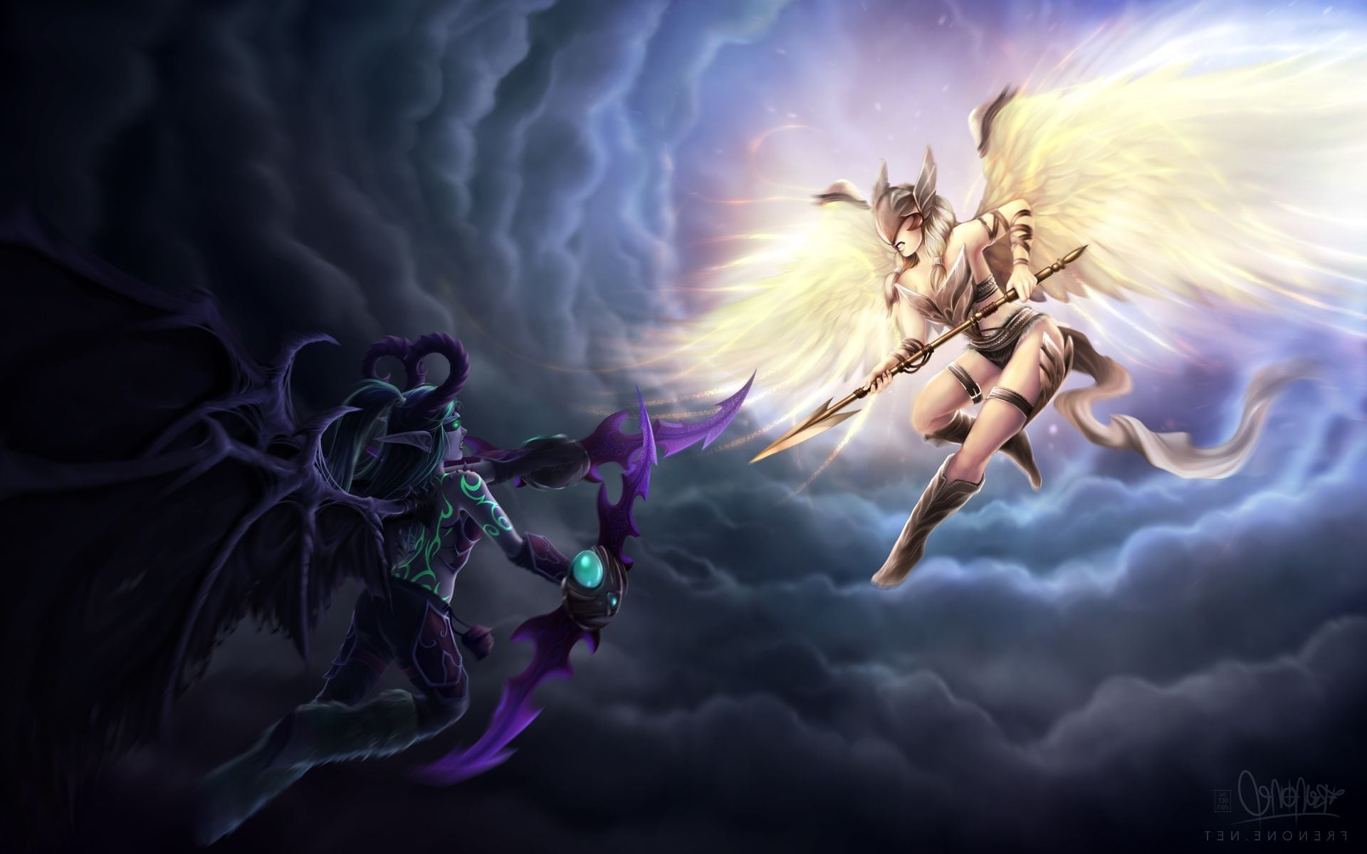 Wow Alliance Wallpaper 79 Images