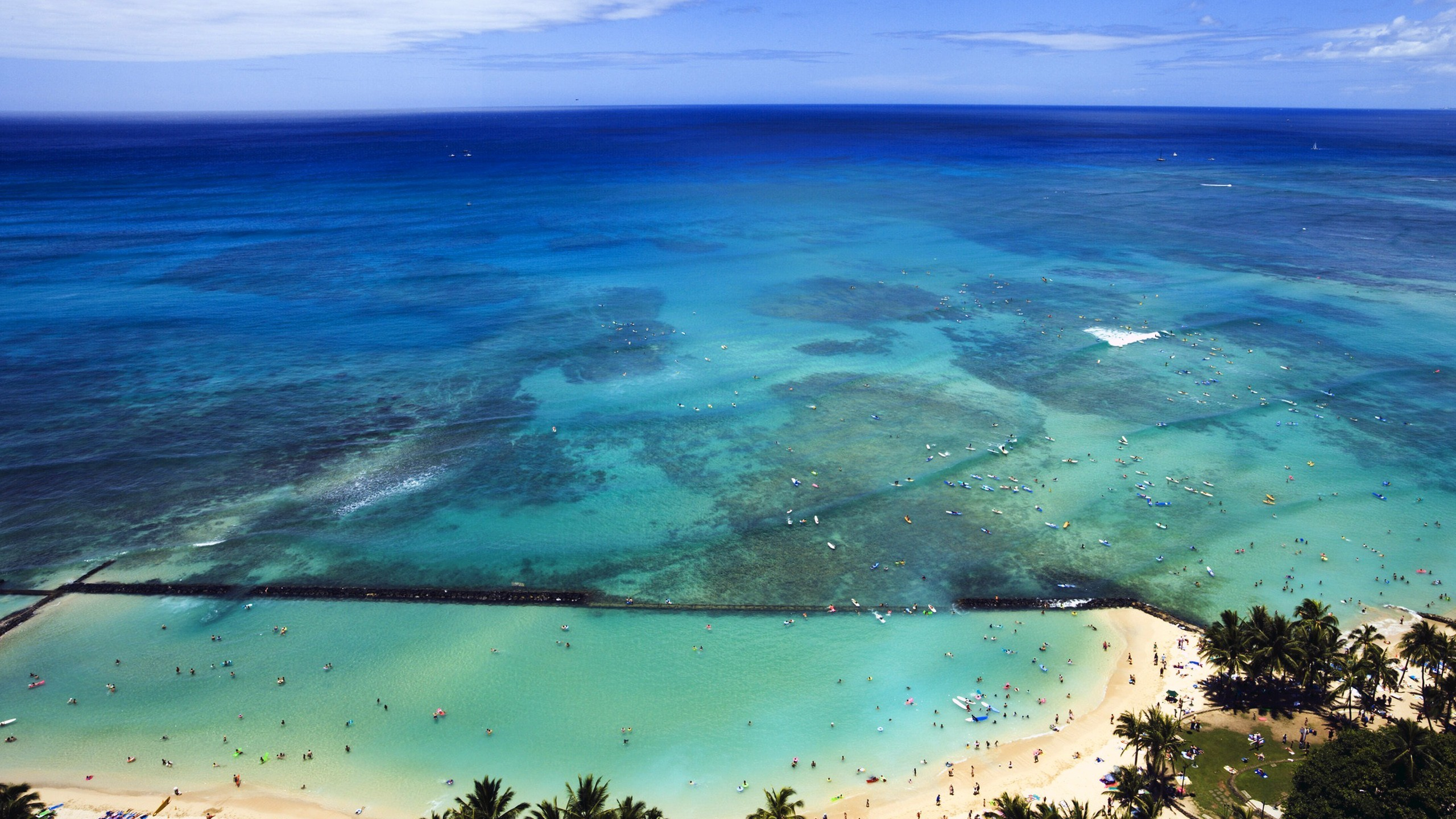 2560x1440 Hawaii Wallpapers, Pictures, Images