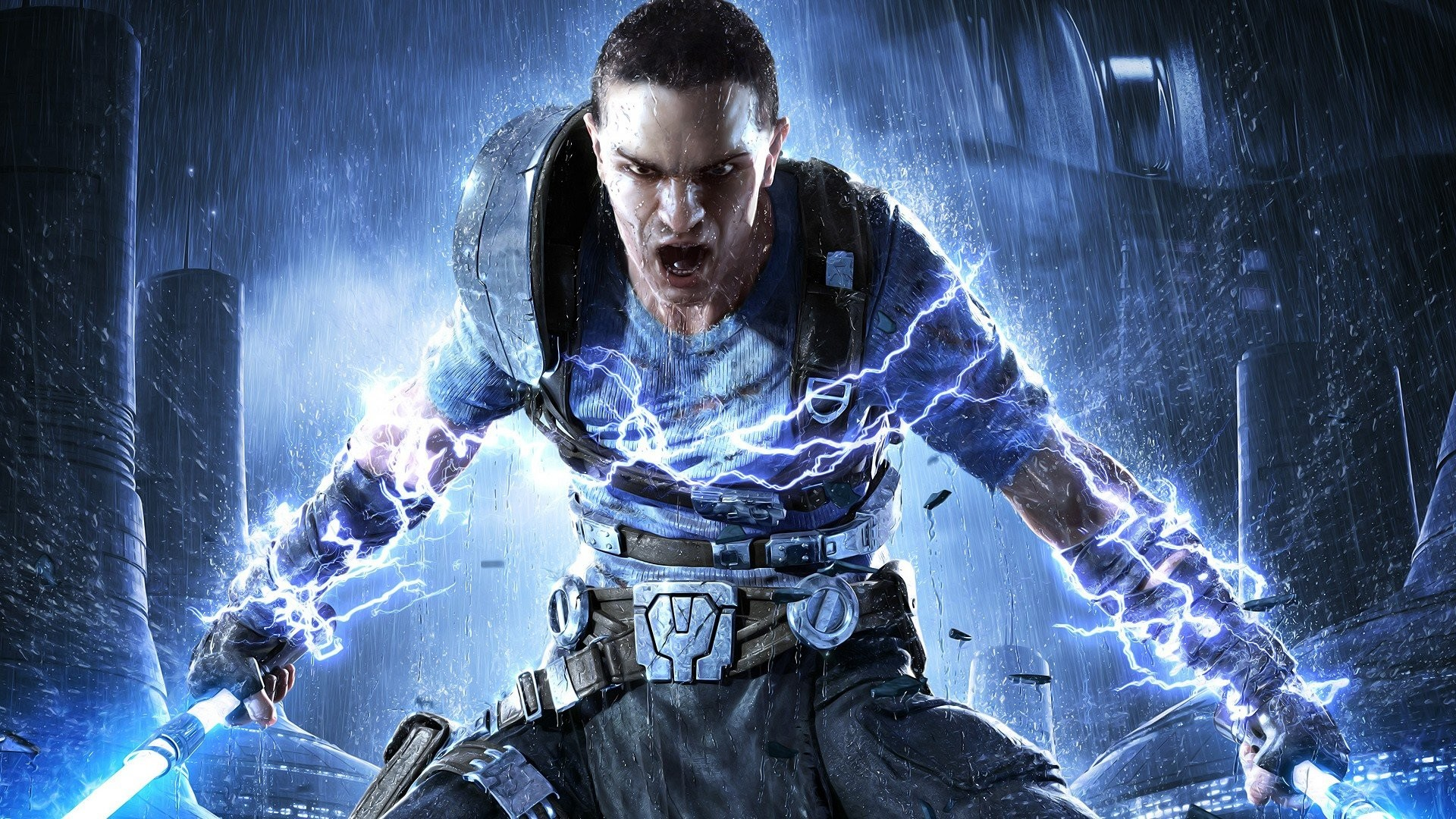 1920x1080 Wars video games Starkiller The Force Unleashed wallpaper background .