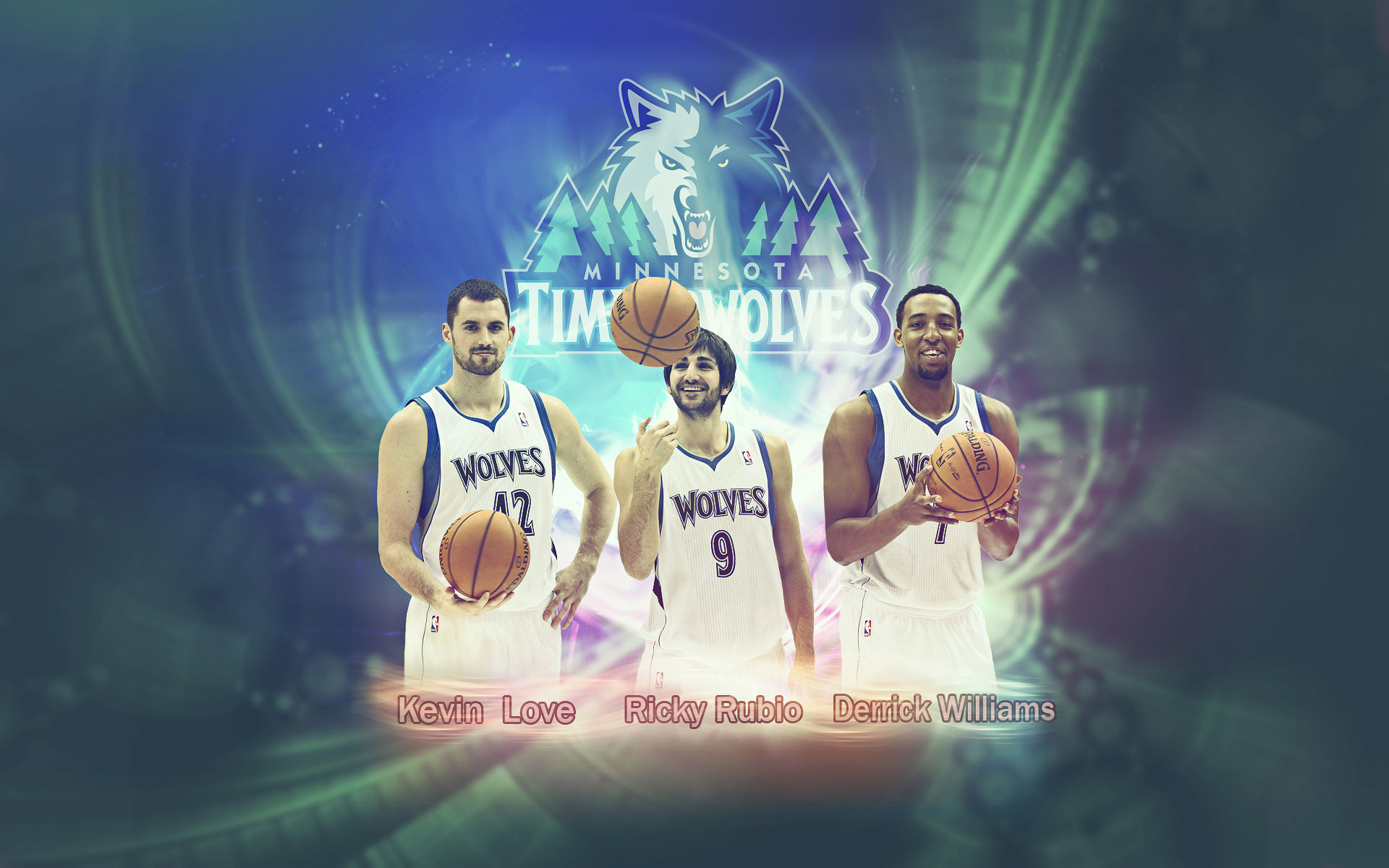 1920x1200 Minnesota Timberwolves 2012  Wallpaper
