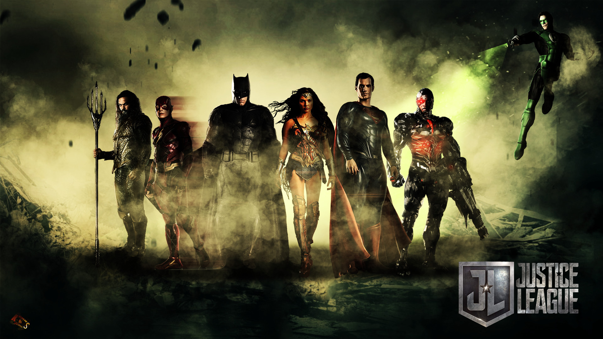 1920x1080 Justice League Wallpaper by RohitBasu Justice League Wallpaper by RohitBasu