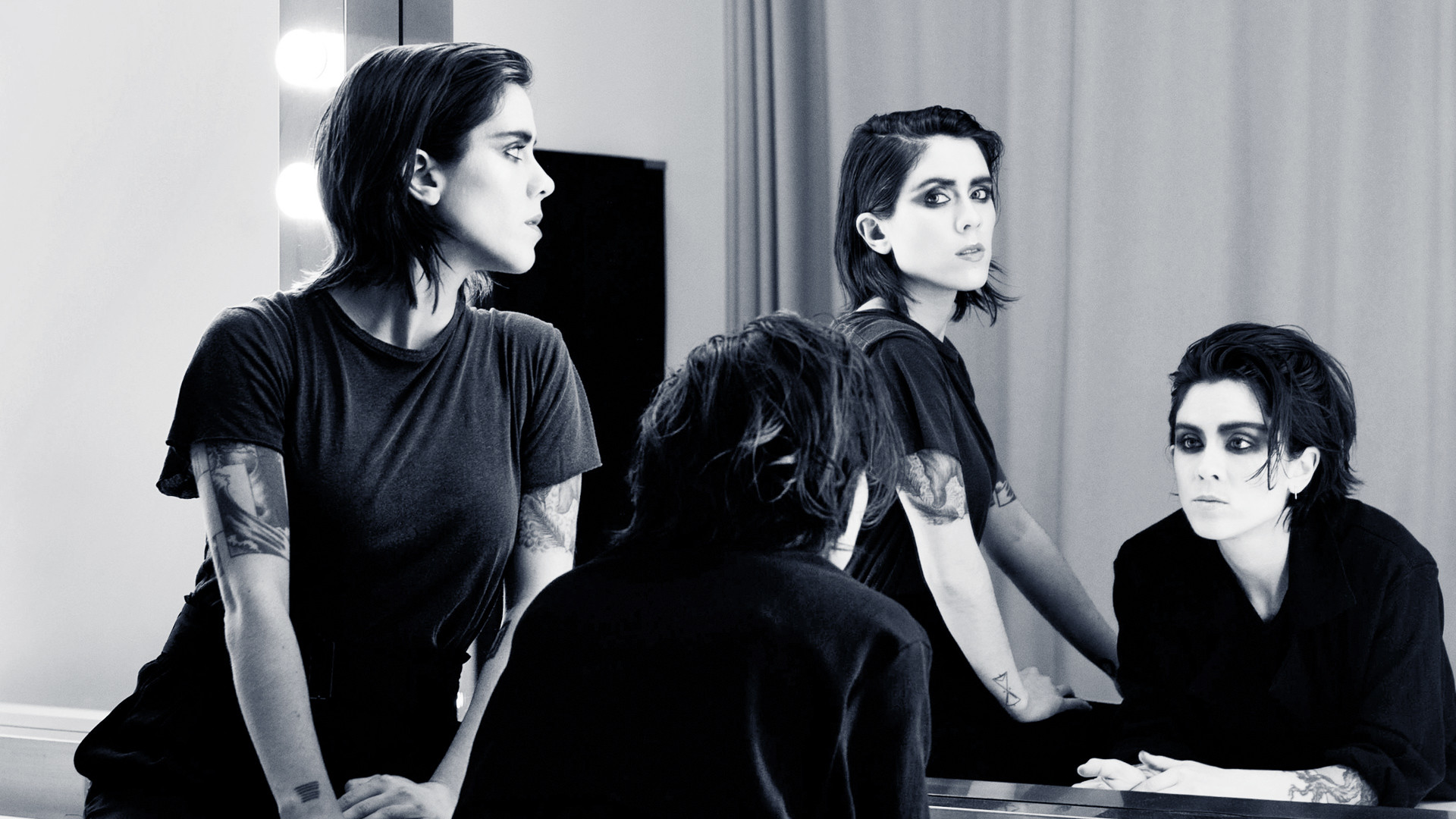 "1920x1080 ""Let's Never Do That Again"": Tegan And Sara On 20 Years Of Taking Risk"