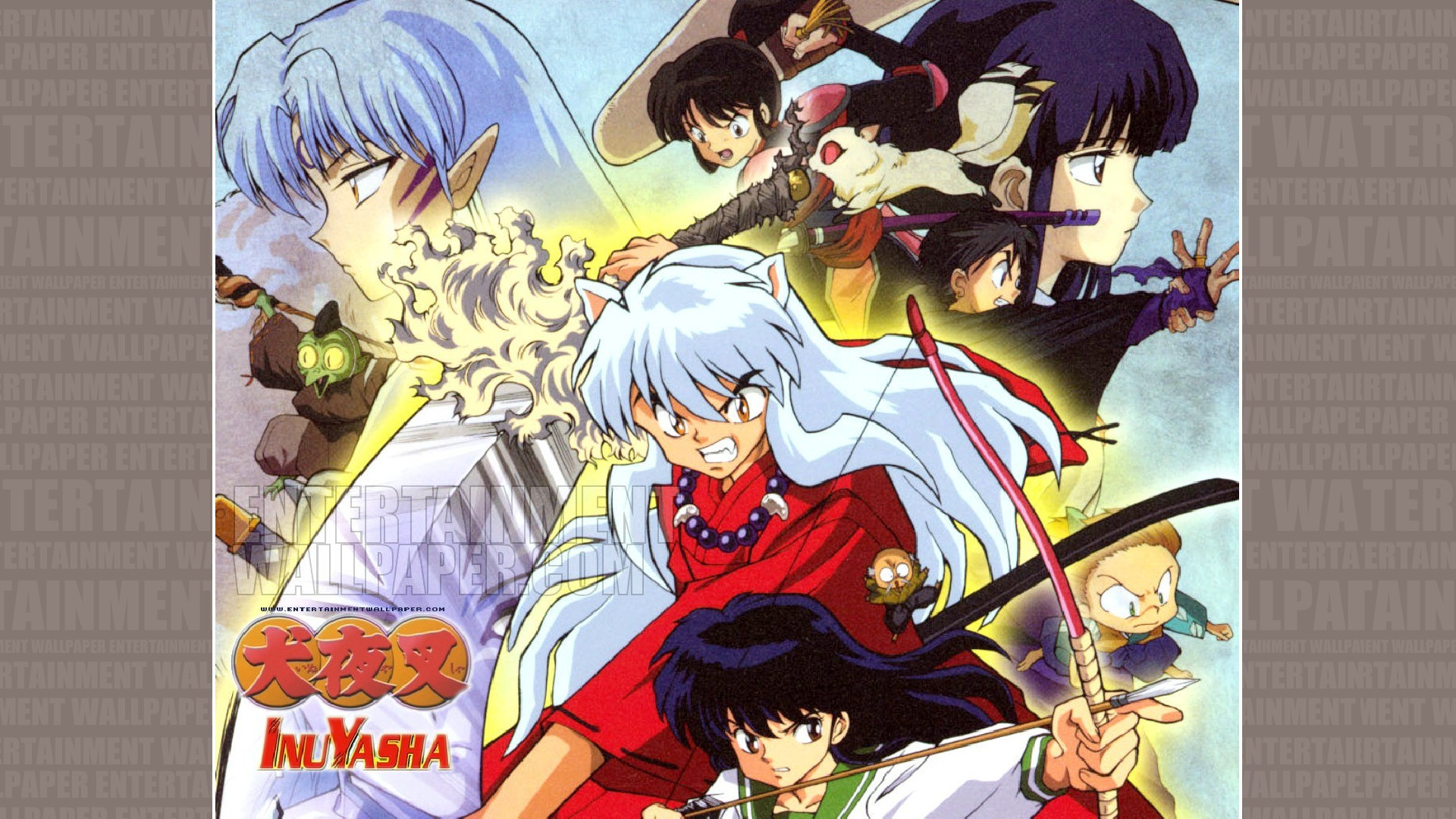 1920x1080 Inuyasha Wallpaper - Original size, download now.