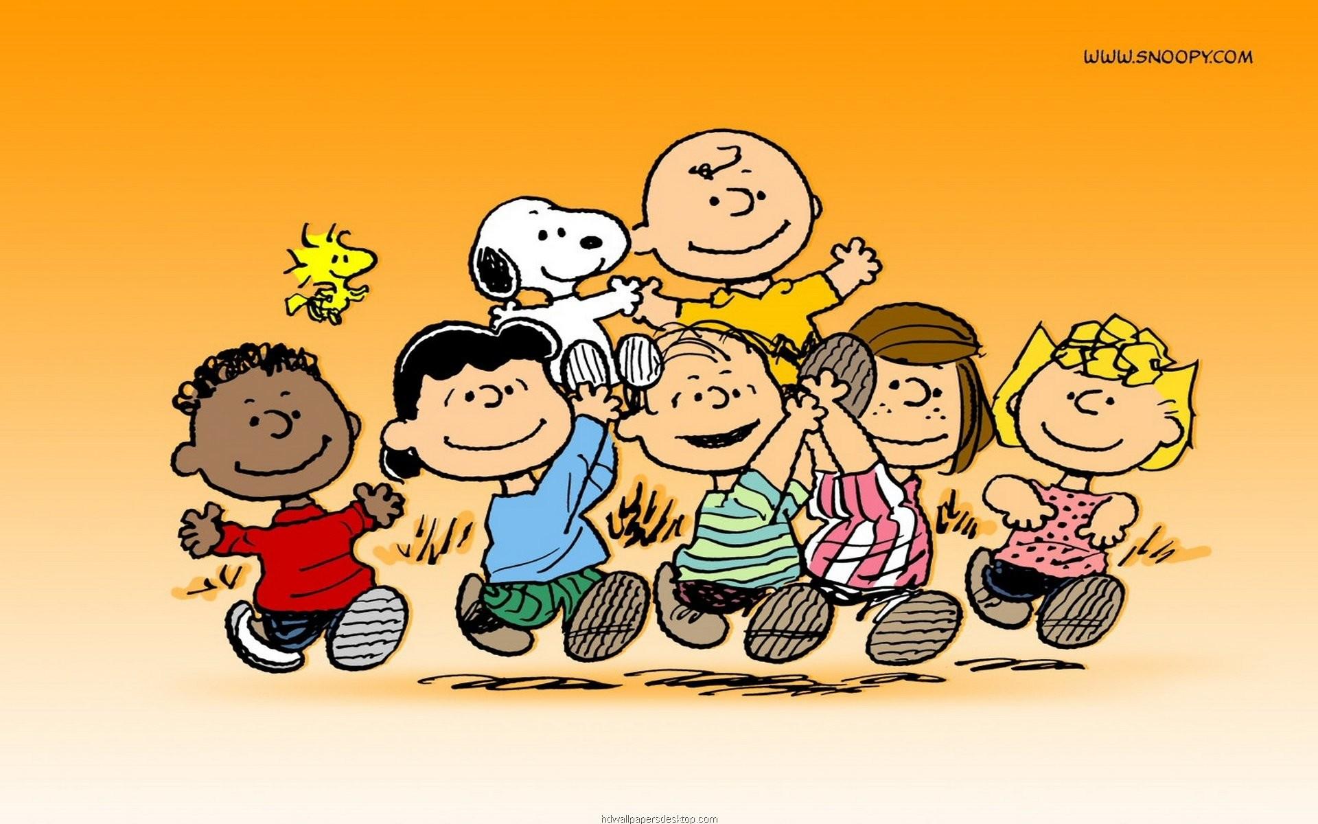peanuts gang wallpaper (52+ images)