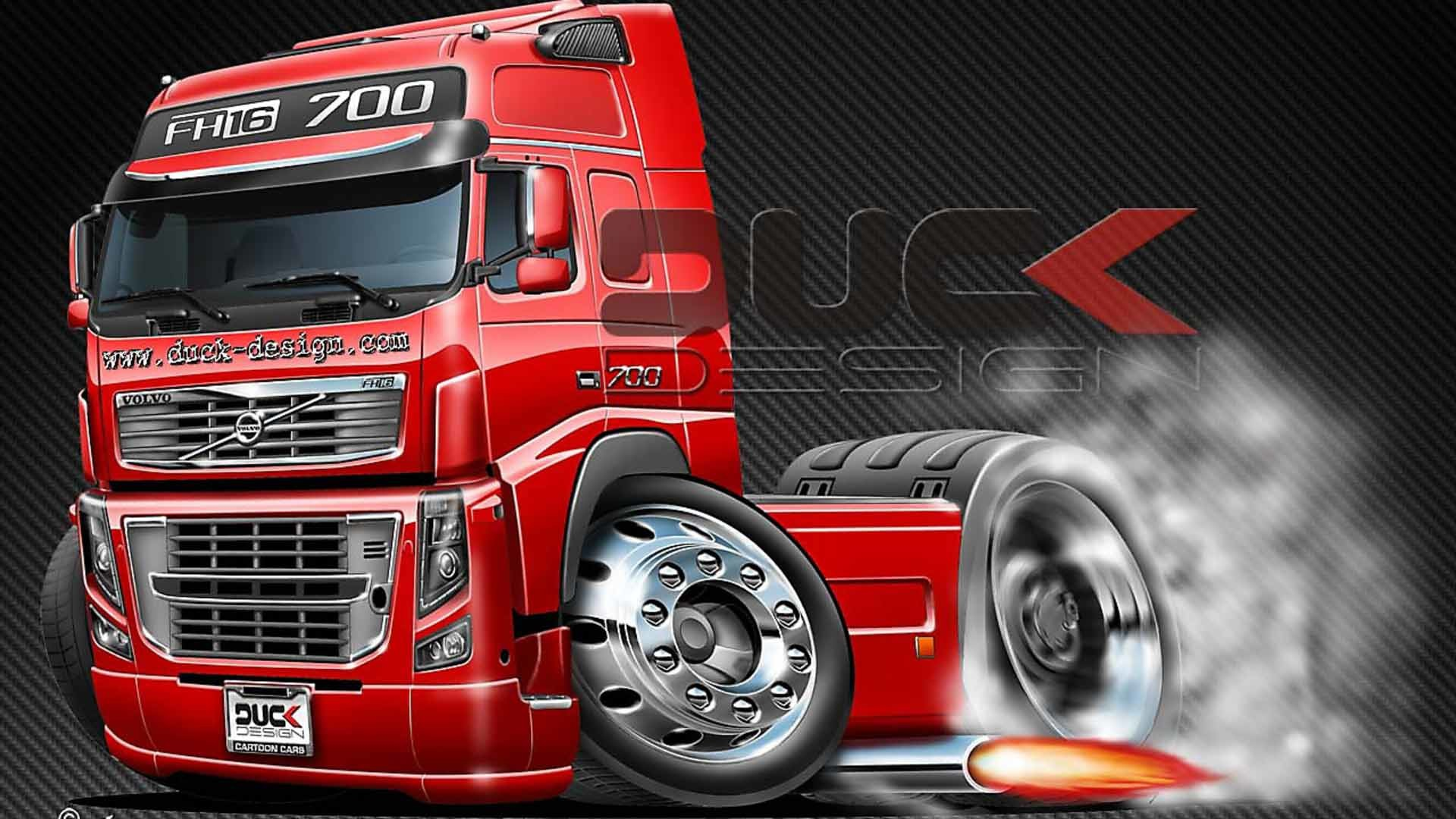 Truck Wallpapers High Resolution (58+ Images