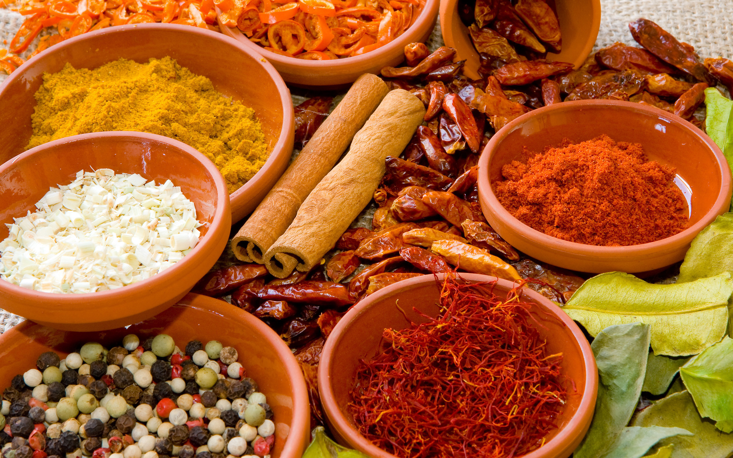 2560x1600 Food - Herbs and Spices Wallpaper