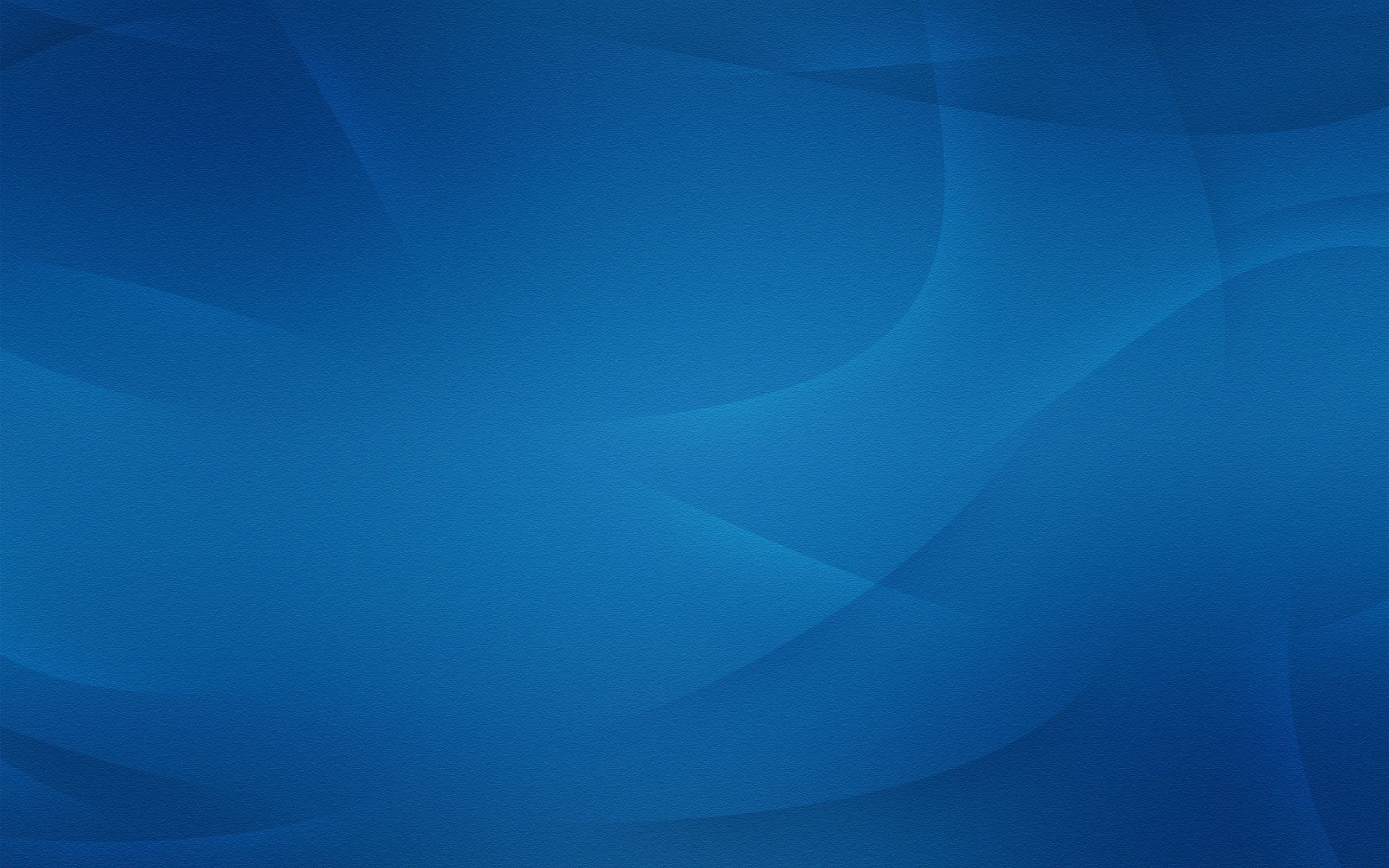 2560x1600 Blue Abstract Wallpaper for PC