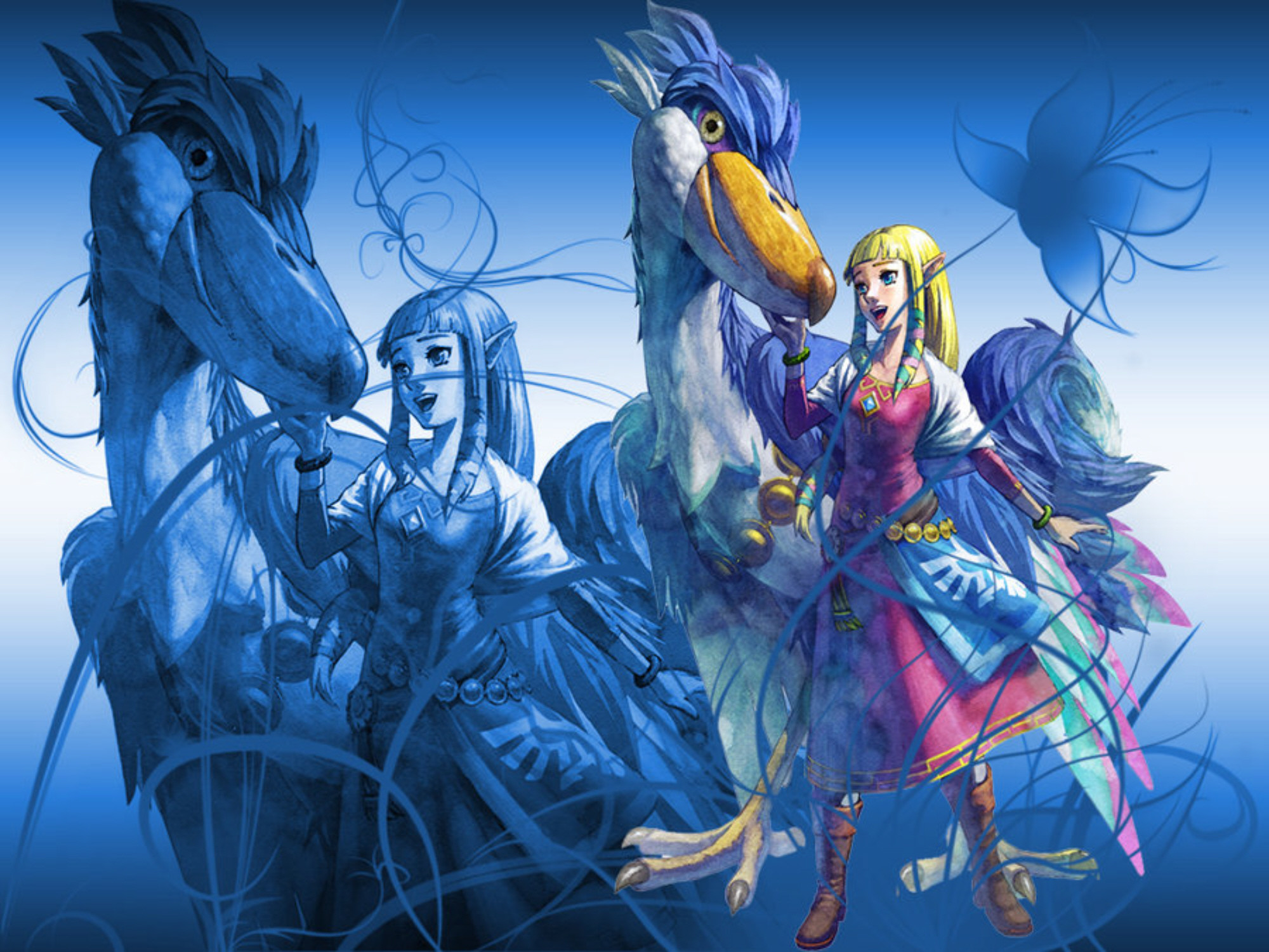 2000x1500 zelda skyward sword wallpaper fond ecran princesse zeldajpg