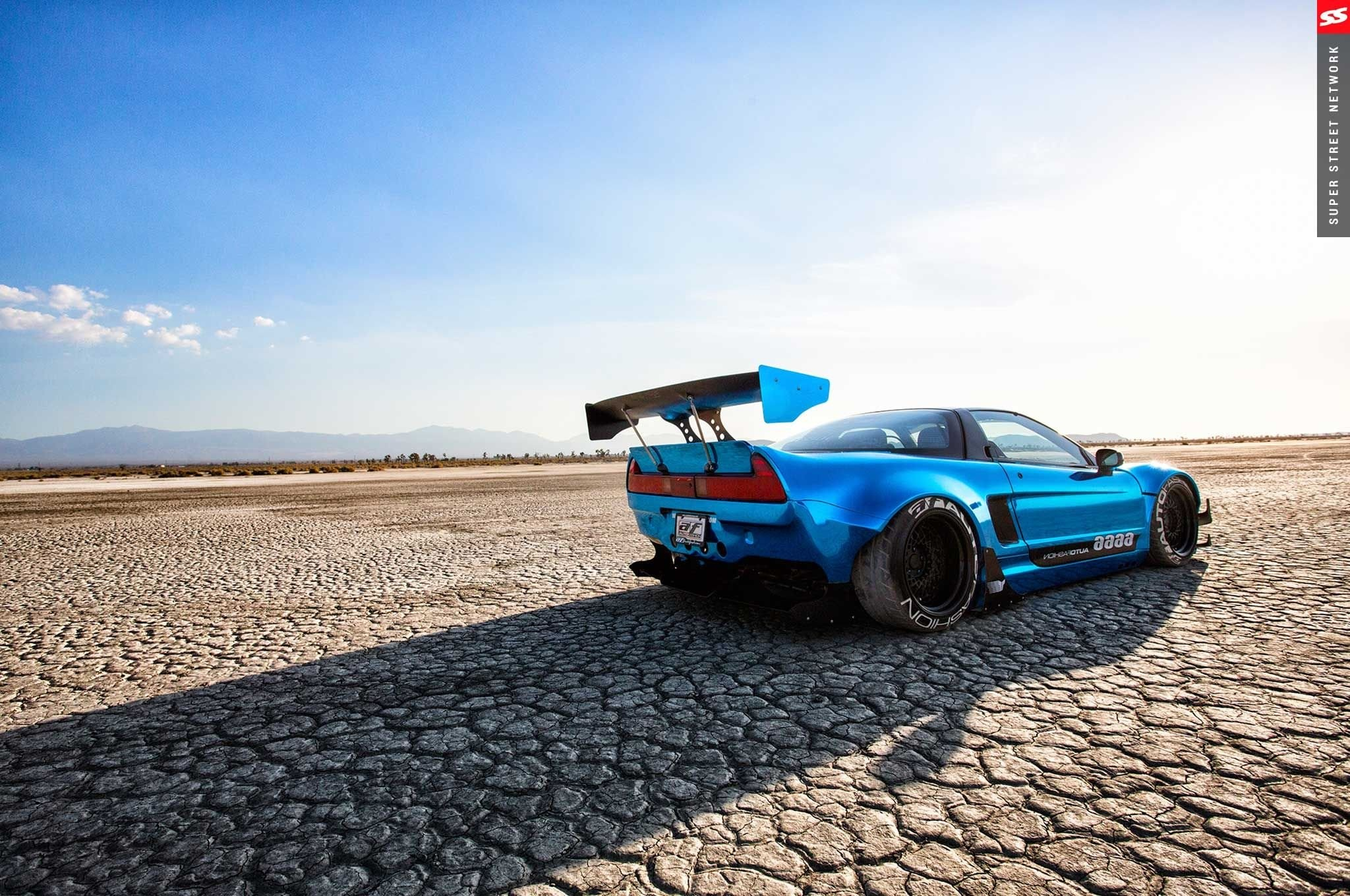 2048x1360 1992 acura nsx rocket bunny cars coupe modified blue wallpaper |   | 855630 | WallpaperUP