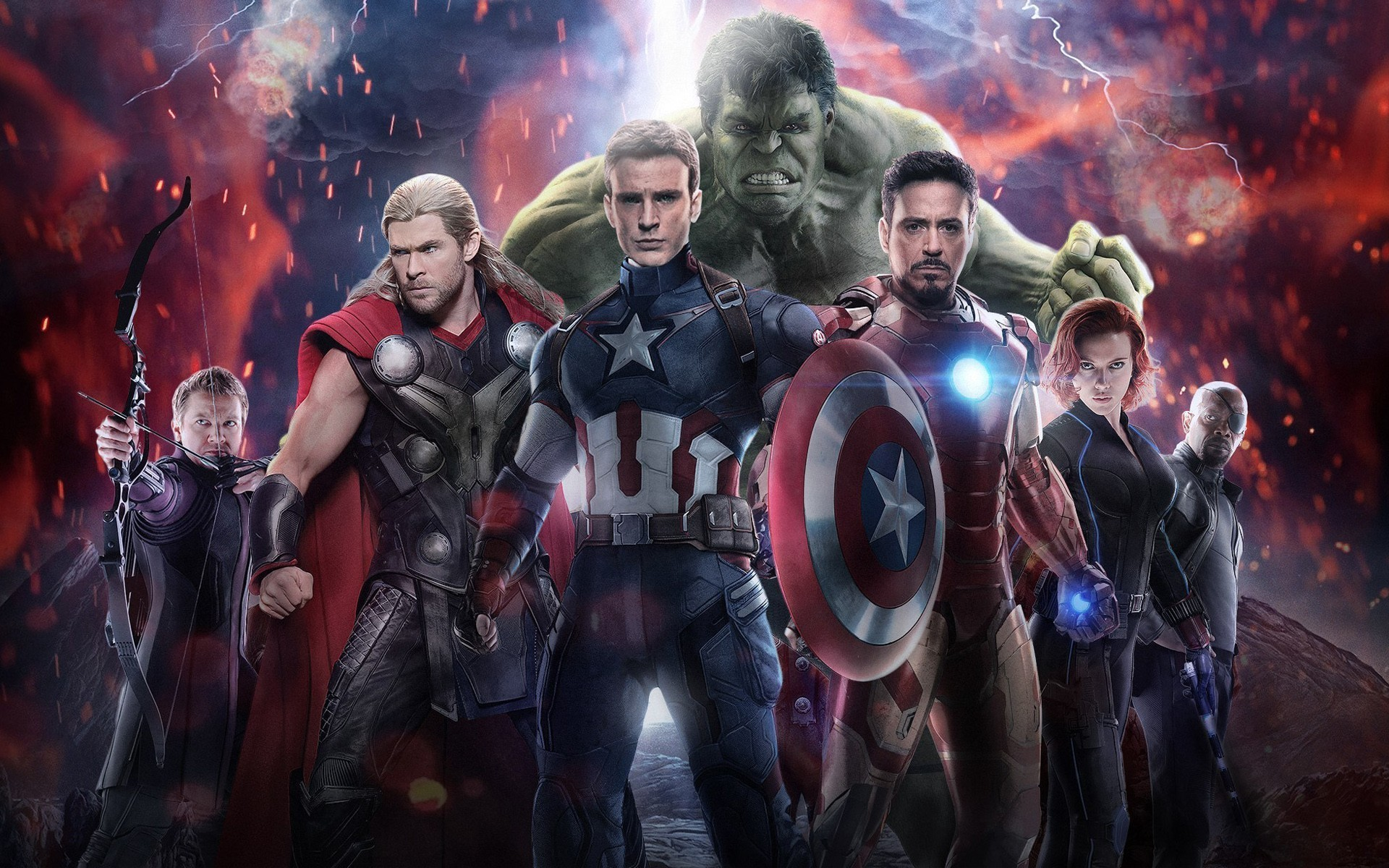 Avengers age of ultron wallpapers 67 images - Images avengers ...