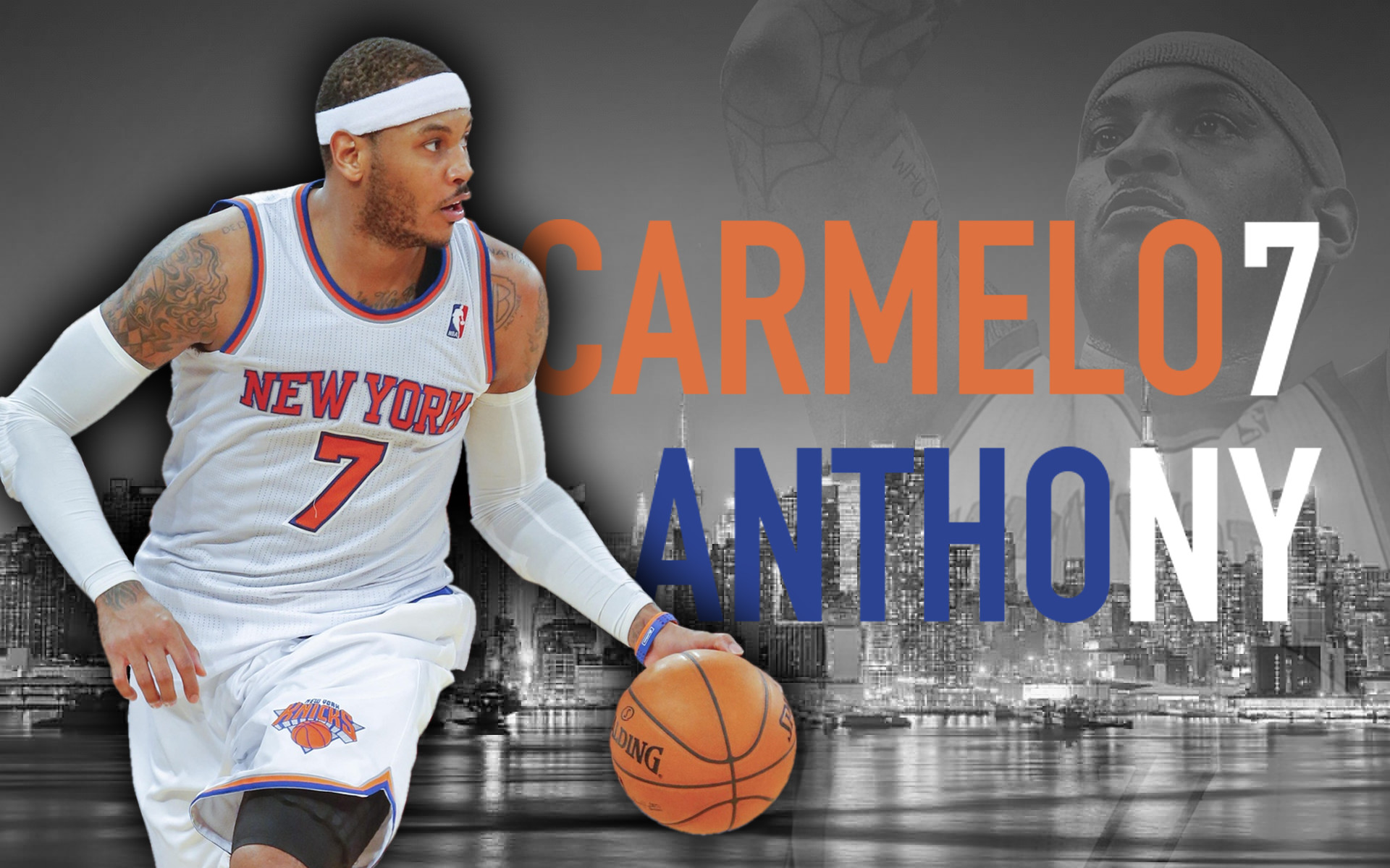 Carmelo anthony wallpaper 2018