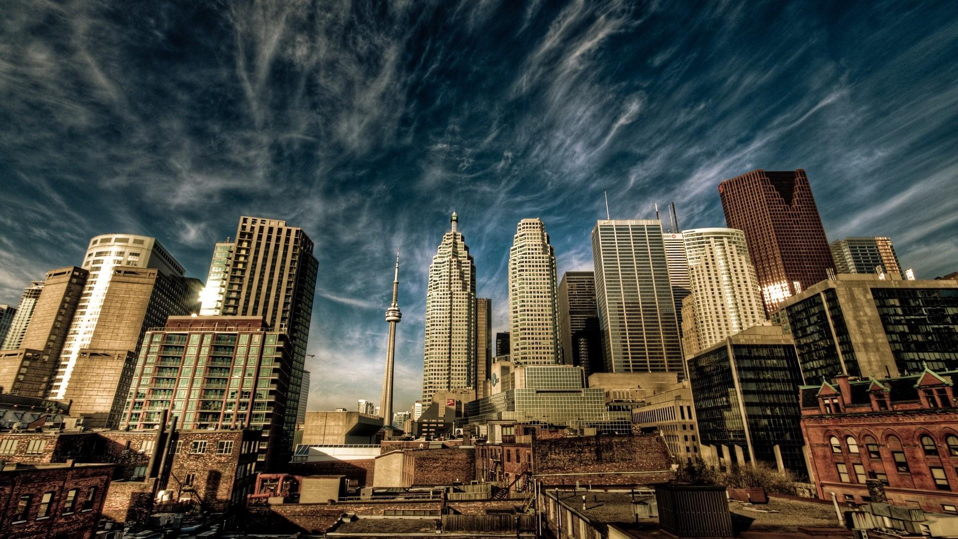 Toronto Skyline Wallpaper 61 Images