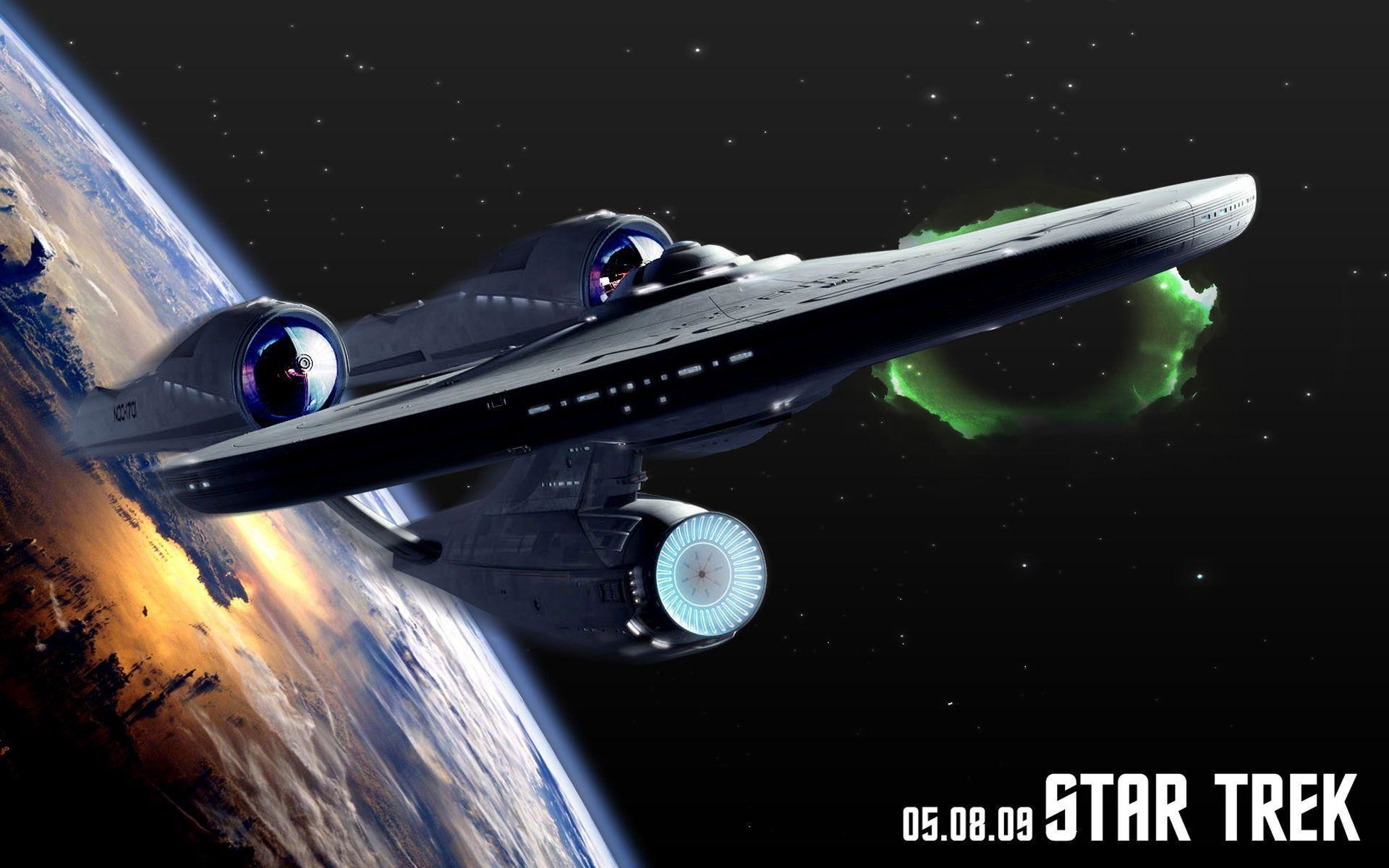 1920x1200 Star Trek USS Enterprise Wallpaper - WallpaperSafari