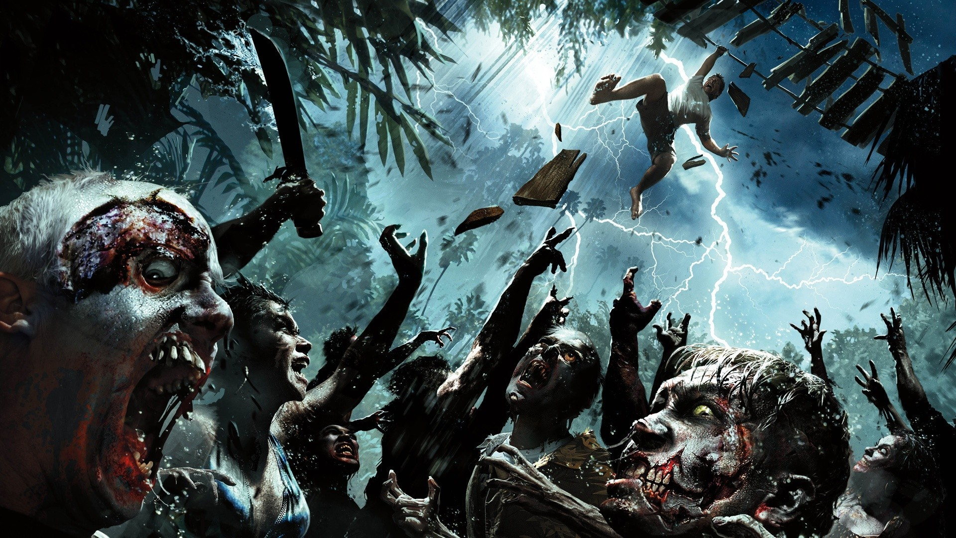 zombie wallpapers hd 76 images