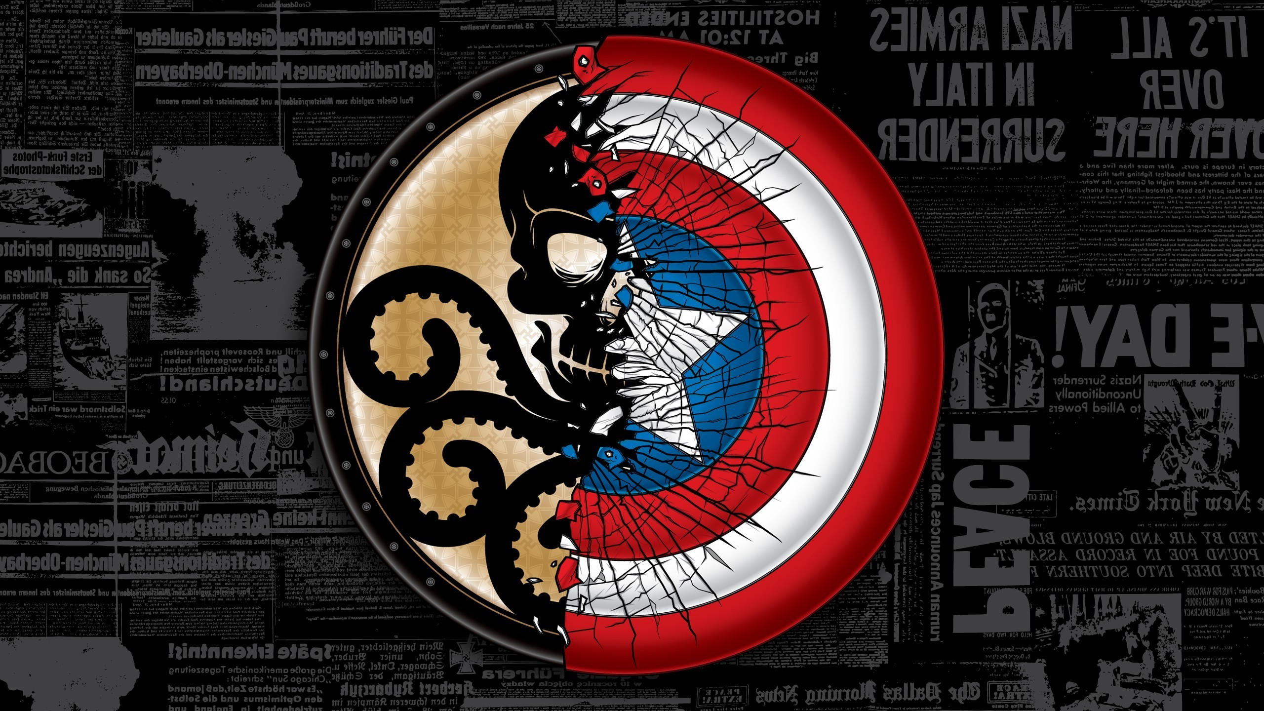 Captain America Shield Wallpapers (69+ images)