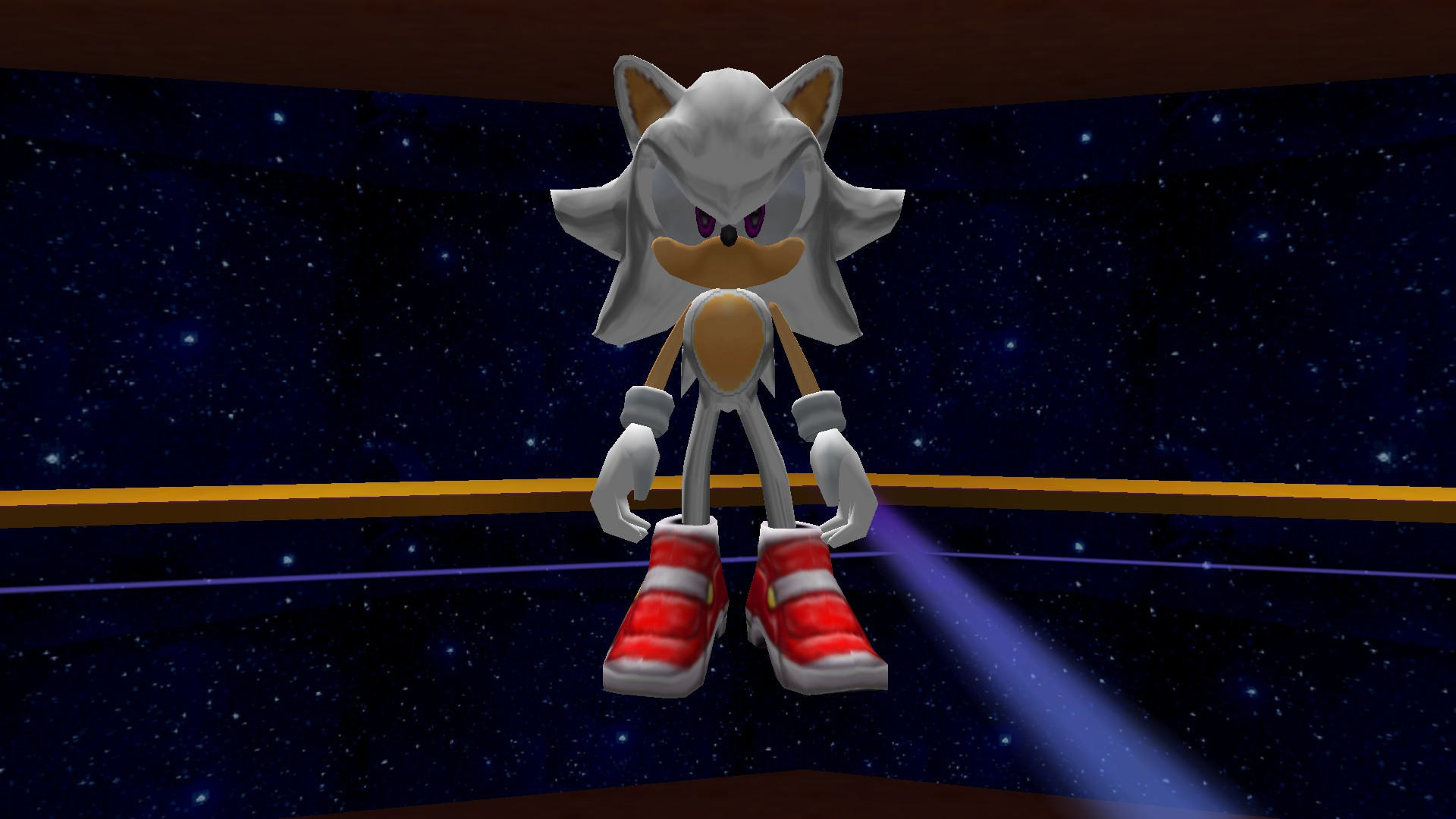 1920x1080 This mod is based off the Hyper Sonic transformation from Sonic the  Hedgehog 3 & Knuckles