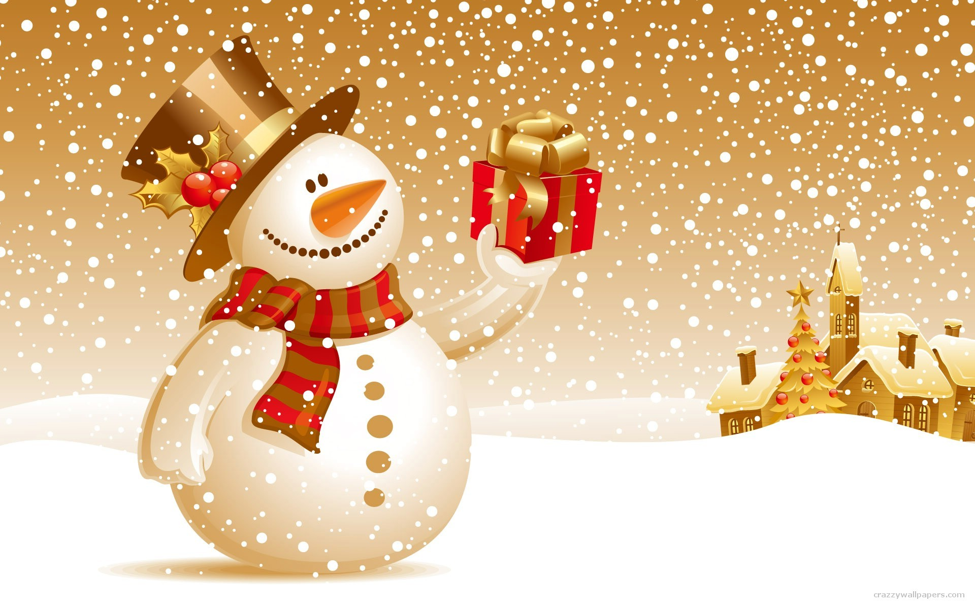 1920x1200 25 Cool Widescreen Christmas Wallpapers | Blaberize