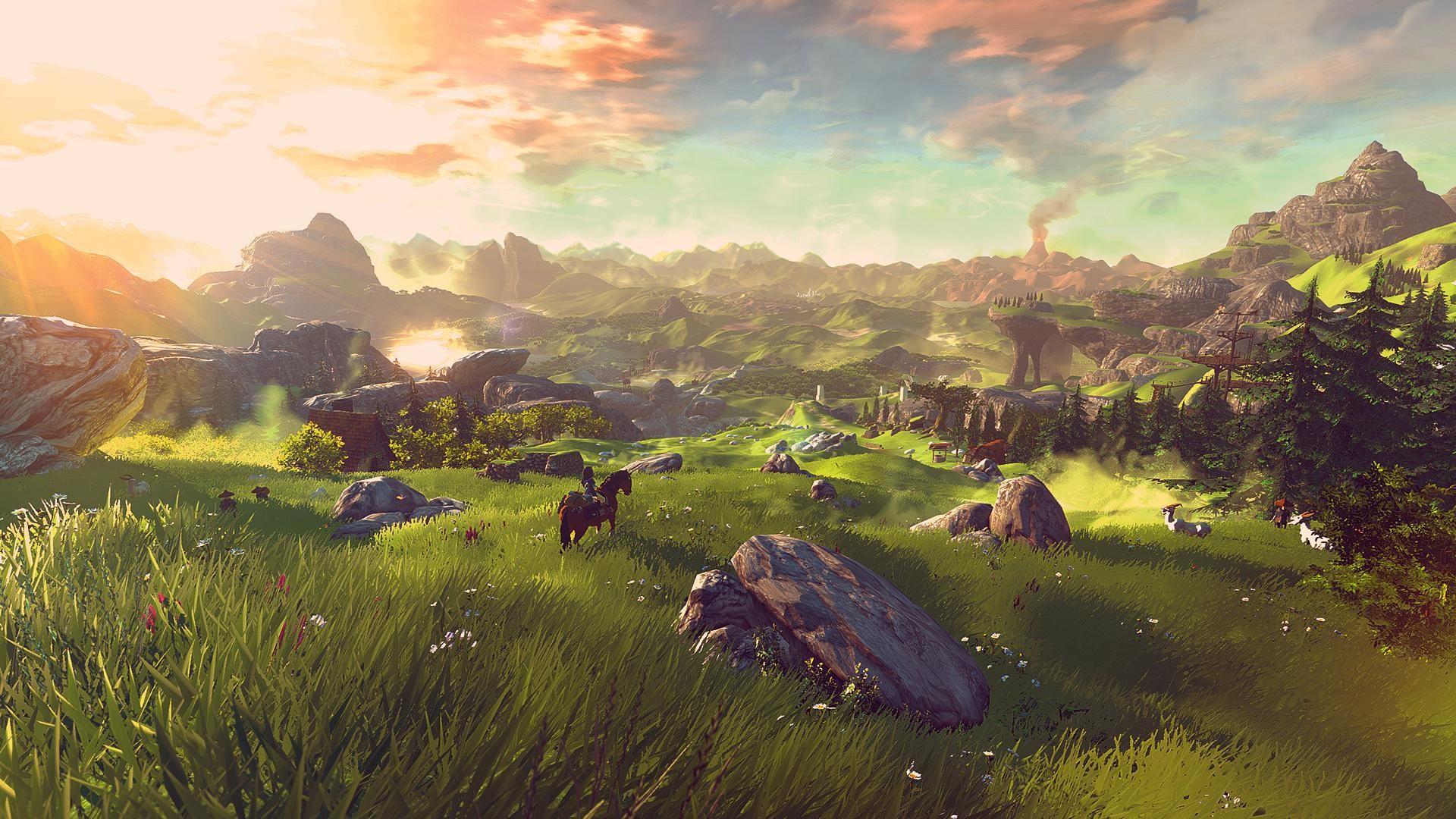 1080p Zelda Wallpaper: HD Zelda Wallpapers (68+ Images
