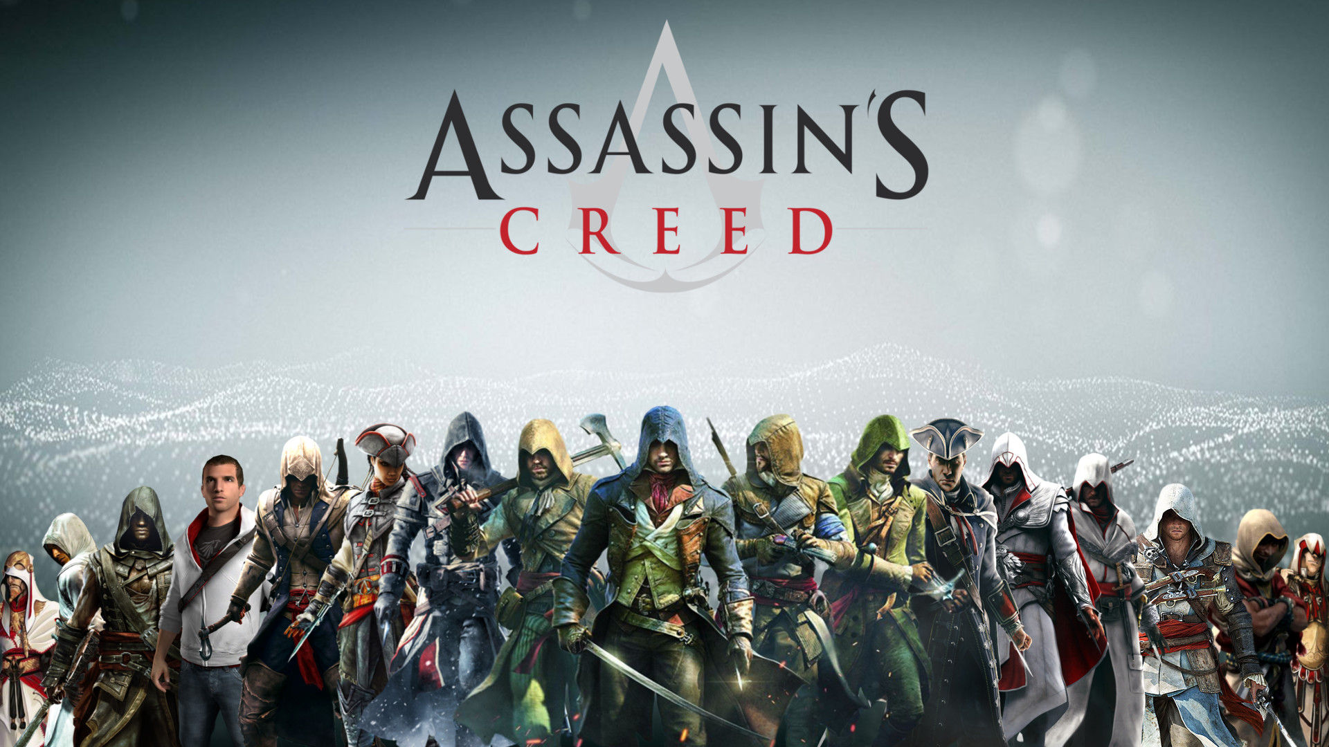 Assassins Creed All Assassins Wallpaper 88 Images