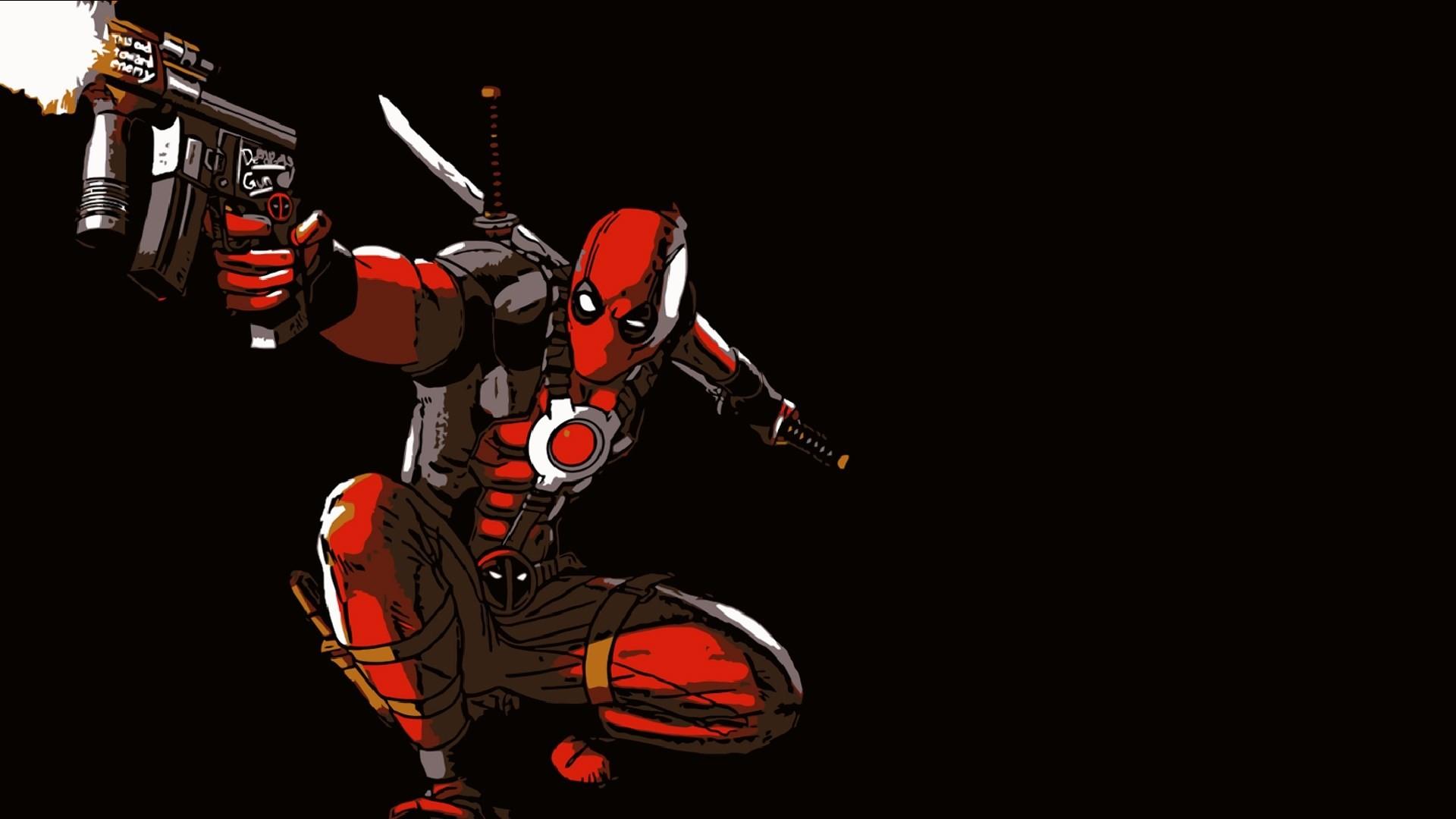 Deadpool HD Desktop Wallpaper (75+ Images