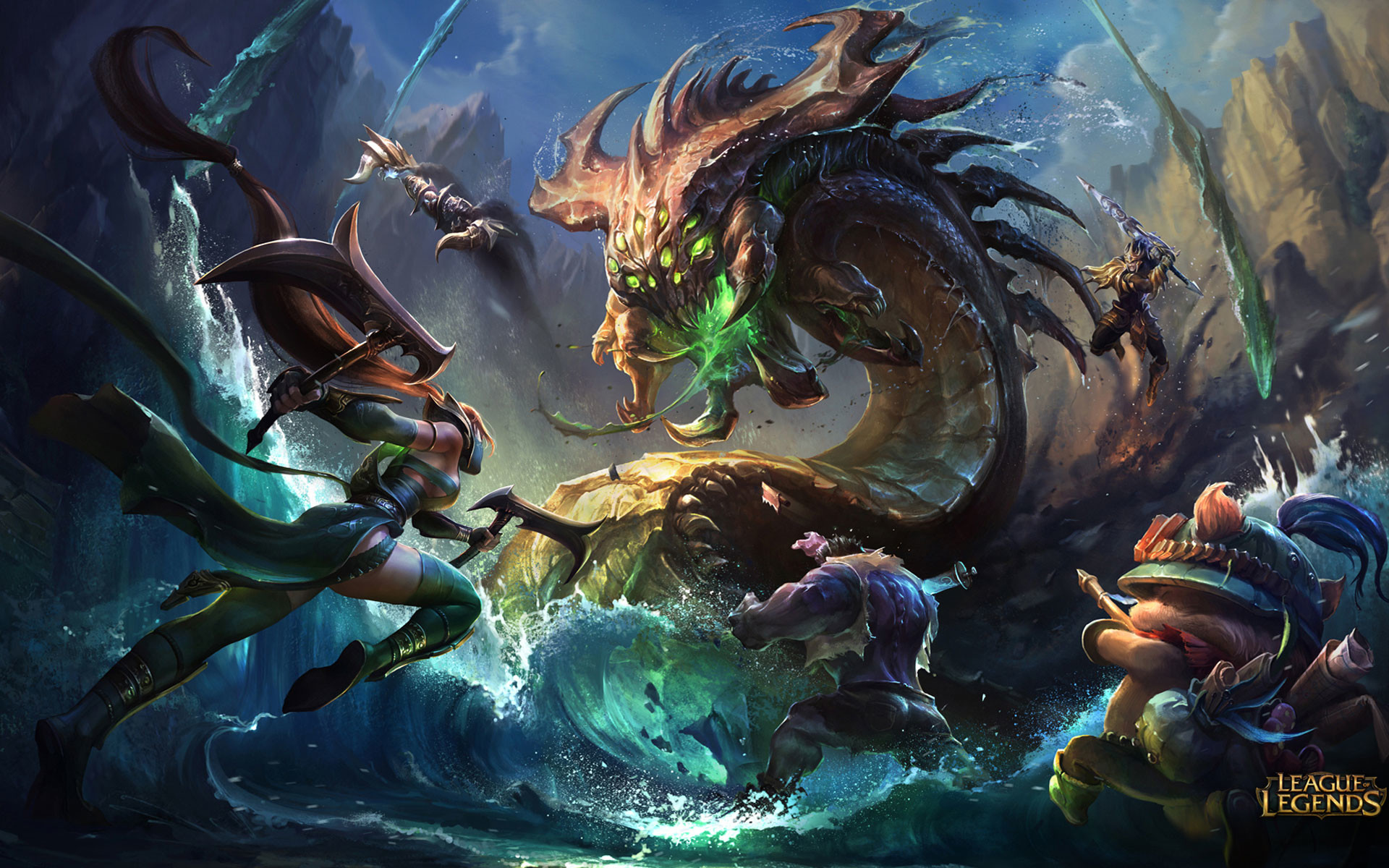 1920x1200 Yasuo League of Legends Wallpaper, Yasuo Desktop Wallpaper 1920×1200 League  Of Legend Wallpapers