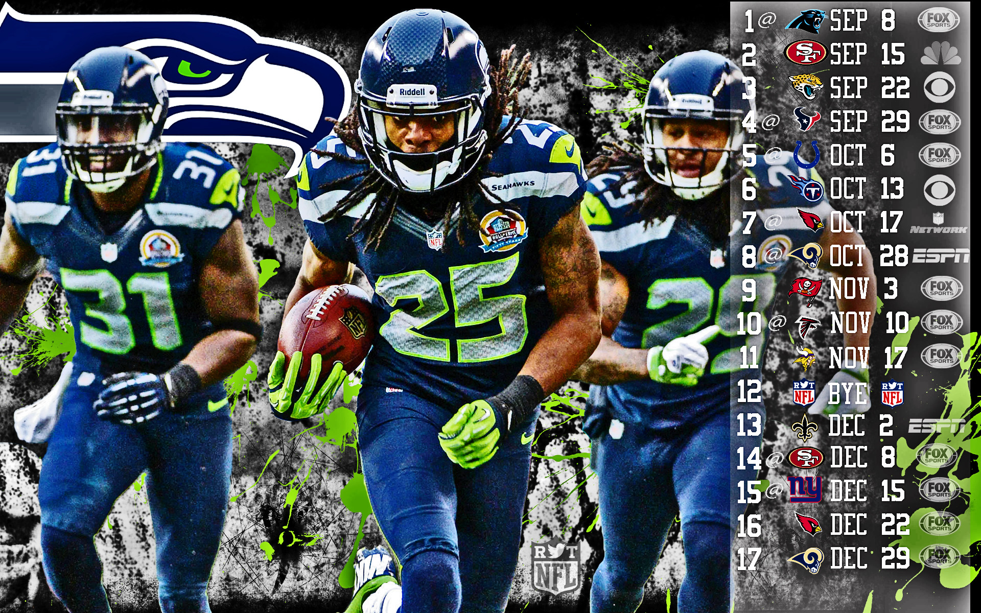 College Football Players Wallpaper: NFL Football Players Wallpaper (55+ Images